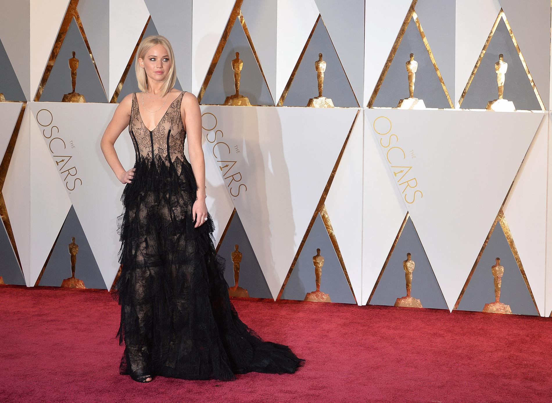 02c33e323c3 Oscars 2016   festival de robes sur le red carpet - Madame Figaro