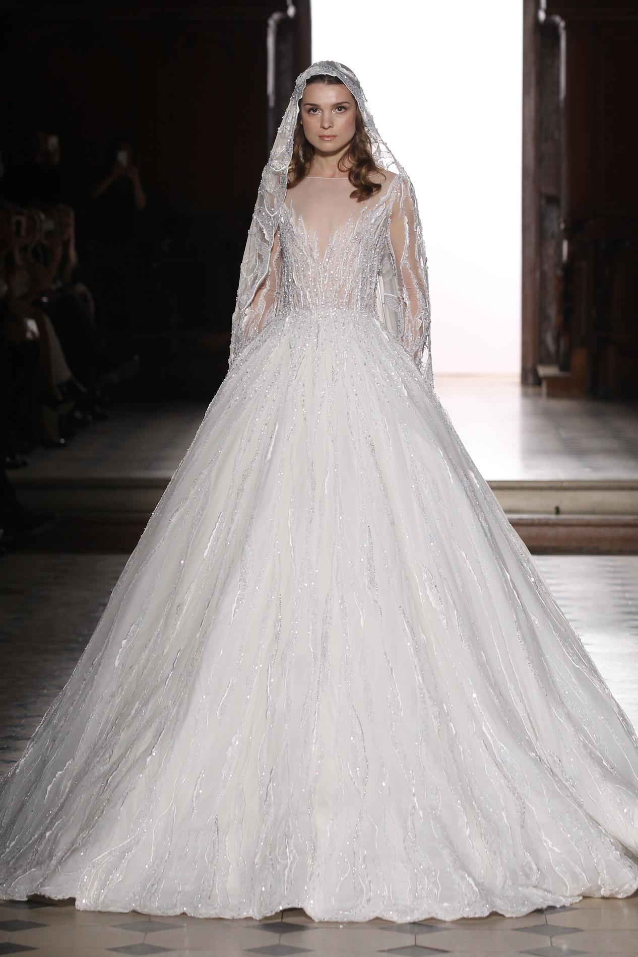 d00b53e868c ... plus belles robes de mariée des défilés haute couture printemps-été 2016  · Voir toutes les photos