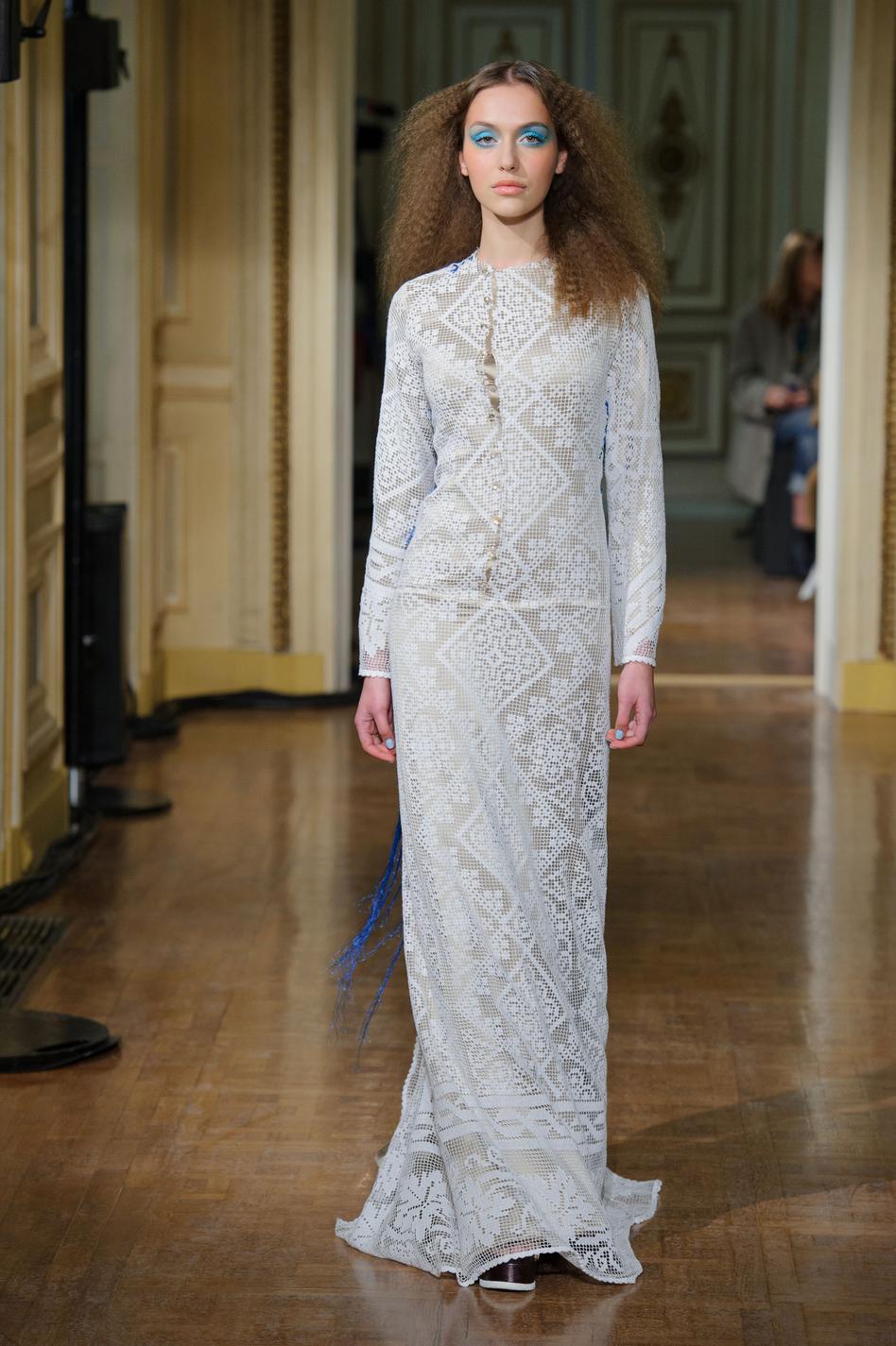 b52715a744e ... Les plus belles robes de mariée des défilés haute couture printemps-été  2016 - photo 5 ...