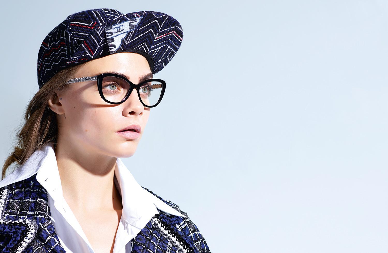 40ce5c75cc0a3 Cara Delevingne renoue avec le mannequinat pour Chanel - Madame Figaro