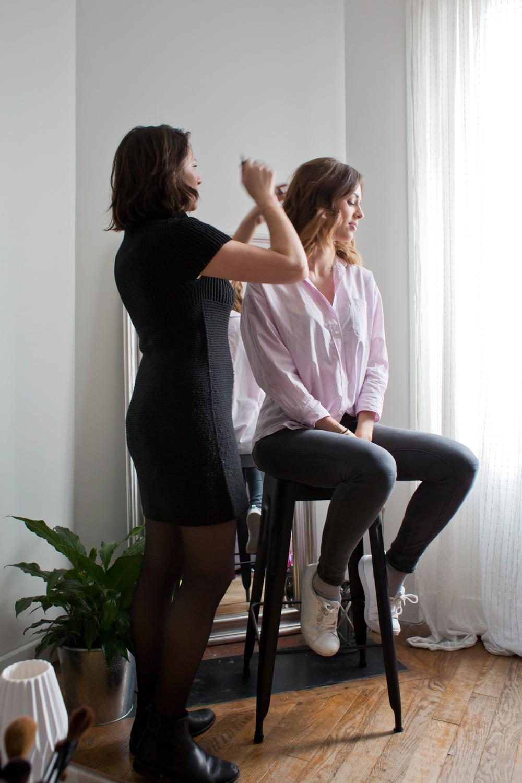 On a testé : un coiffeur sur-mesure à domicile - Madame Figaro
