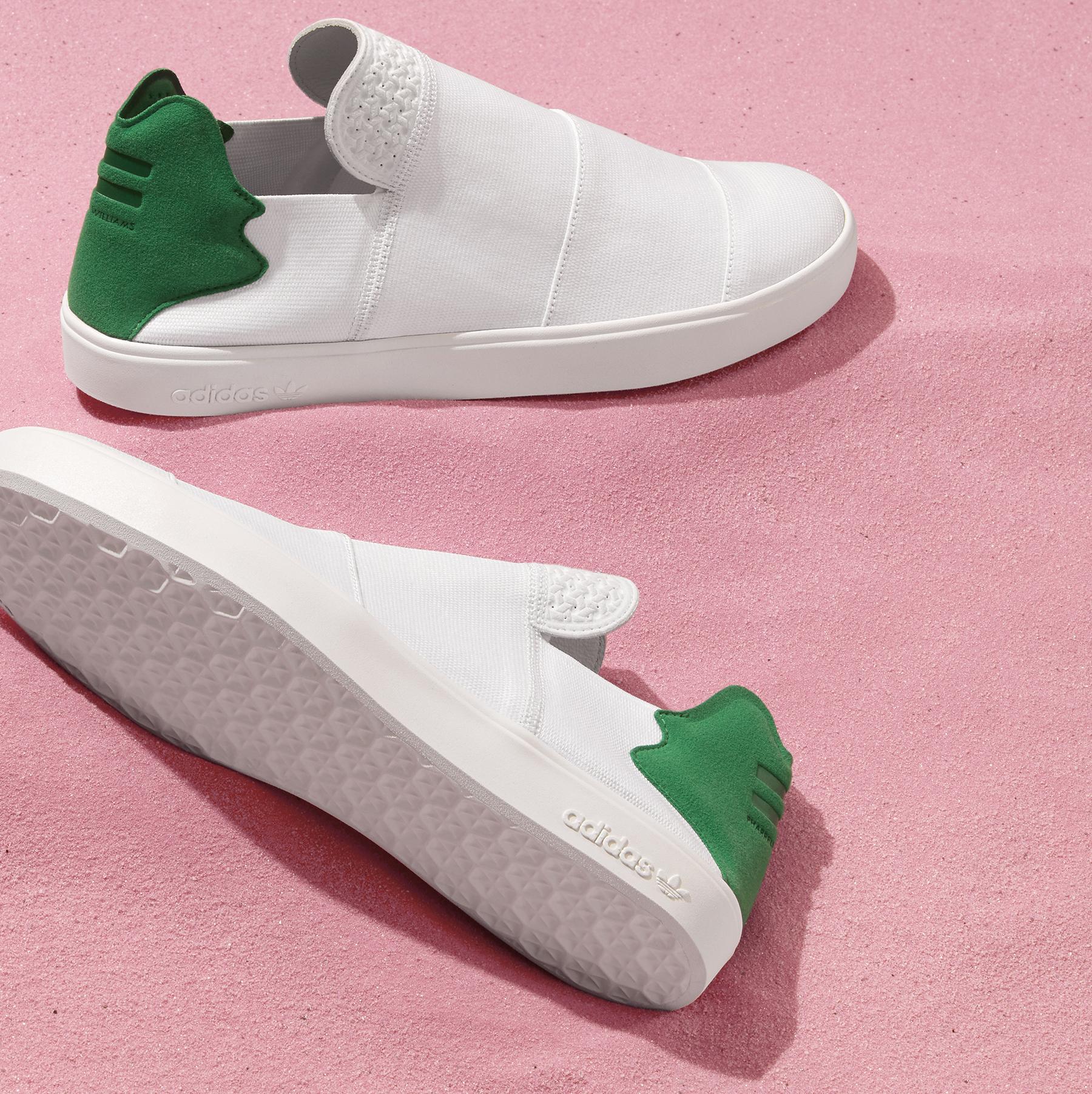 Adidas Originals = Pharrell Williams : la collab' qui nous
