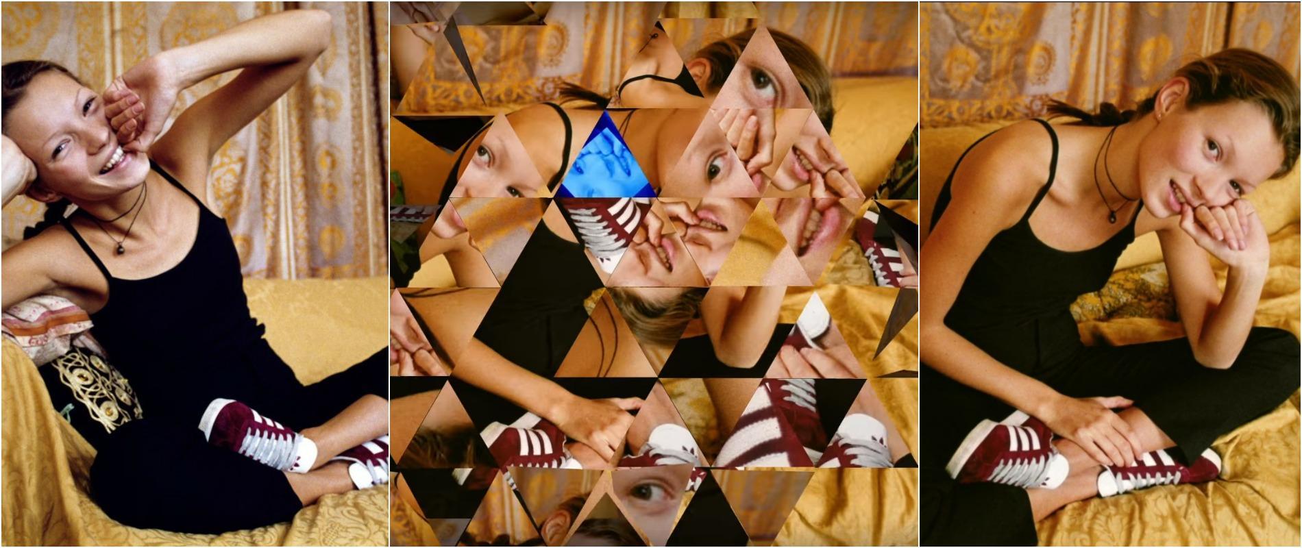 Adidas x Kate Moss x Doug Abraham, la collab' qui signe le