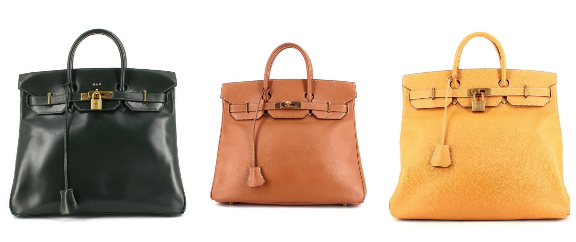 b0d1905544 Le Haut à courroies d'Hermès : le sac qui lança la marque au galop ...