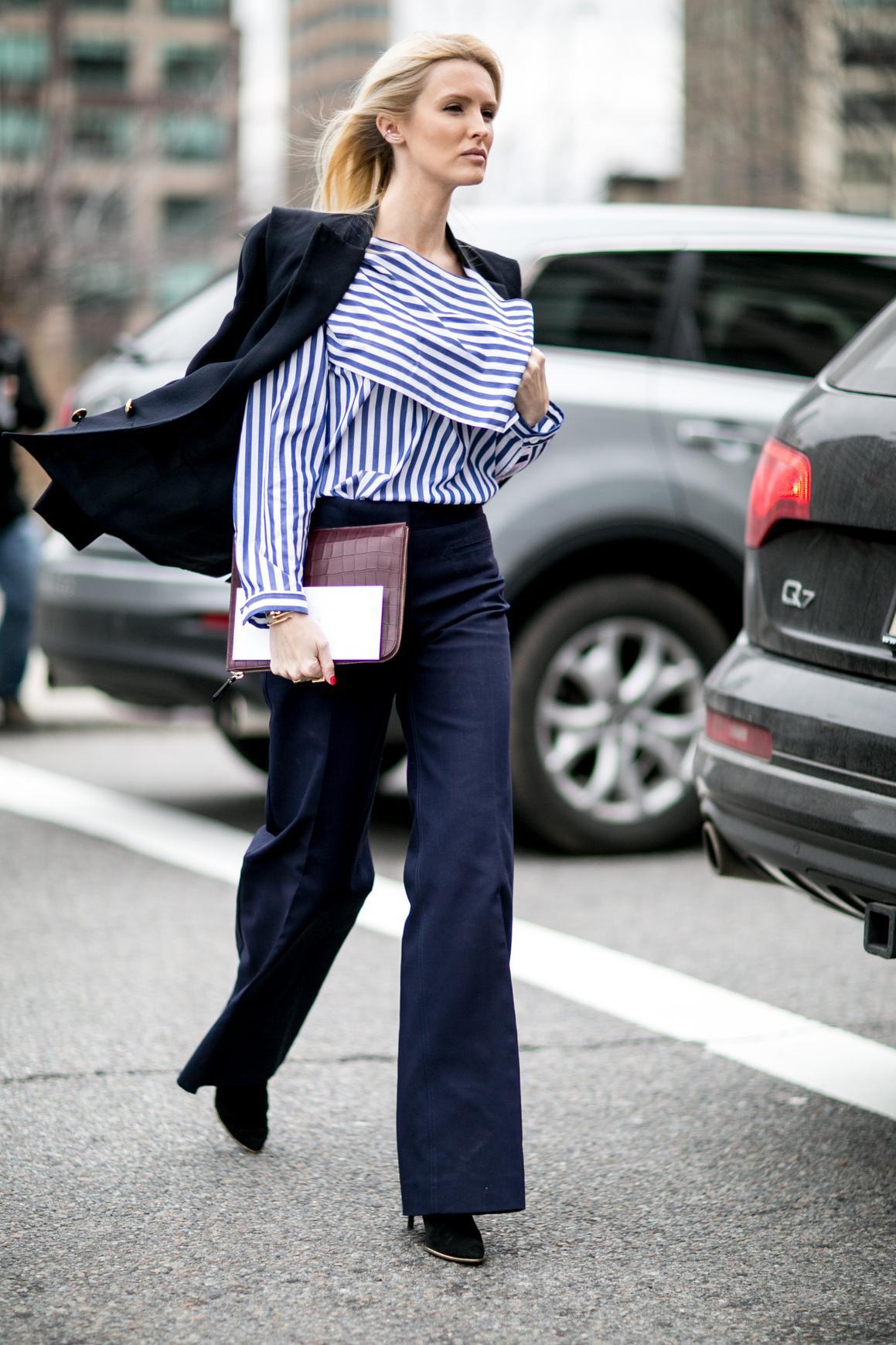 a20335d25ec Comment s habiller pour un déplacement professionnel   - Madame Figaro