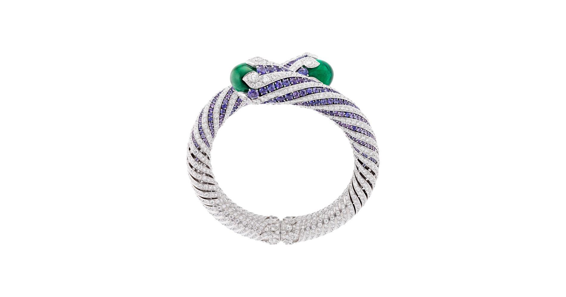 de gros bonne réputation plus récent Haute joaillerie : les plus beaux bijoux du monde s'exposent ...