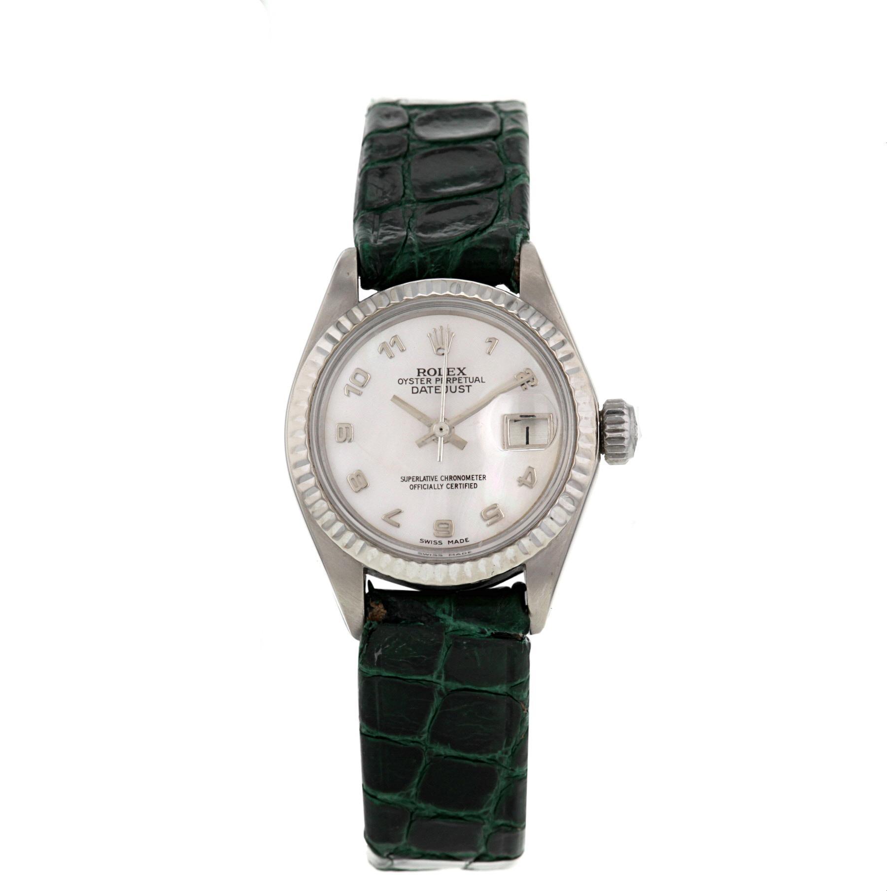e2425dc509fbb La Rolex Datejust, la montre symbole d'une marque couronnée - Madame ...
