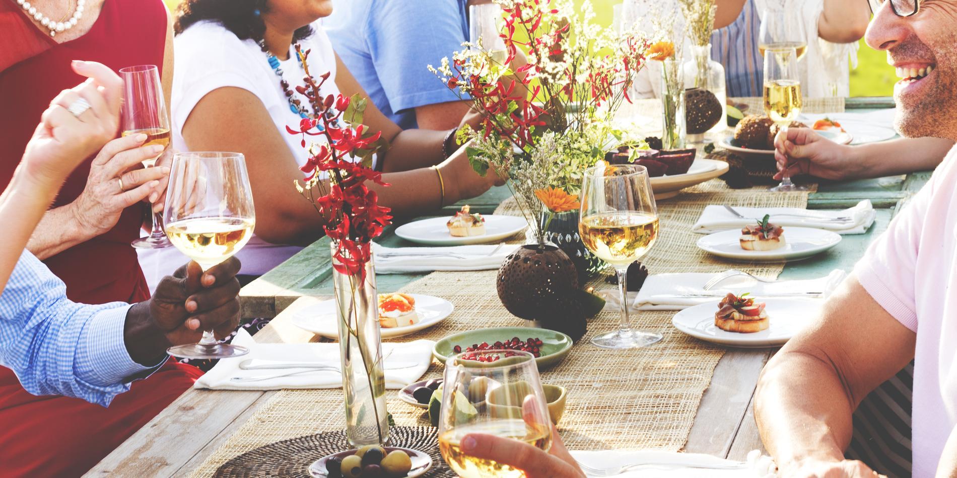 Idées Repas De Fête Entre Amis recettes fête des voisins : recettes faciles et rapides