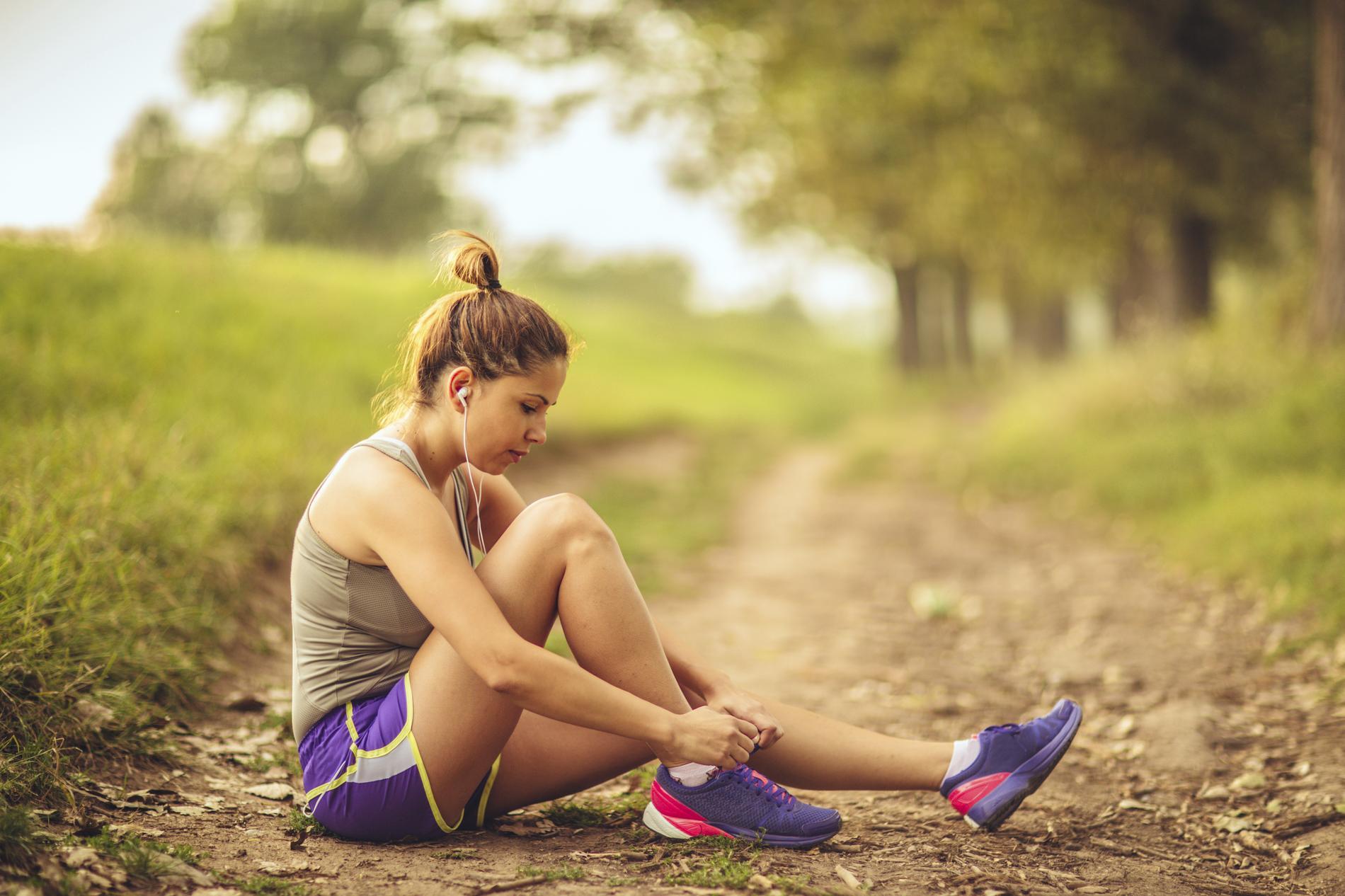 le fait de sauter réduit la graisse du ventre