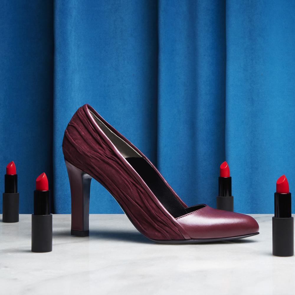 7ebe4e611f1084 ... Des chaussures à talons confortables pour le bureau - Balzac Paris Des  chaussures à talons confortables pour le bureau - Uterqüe Des chaussures à  talons ...