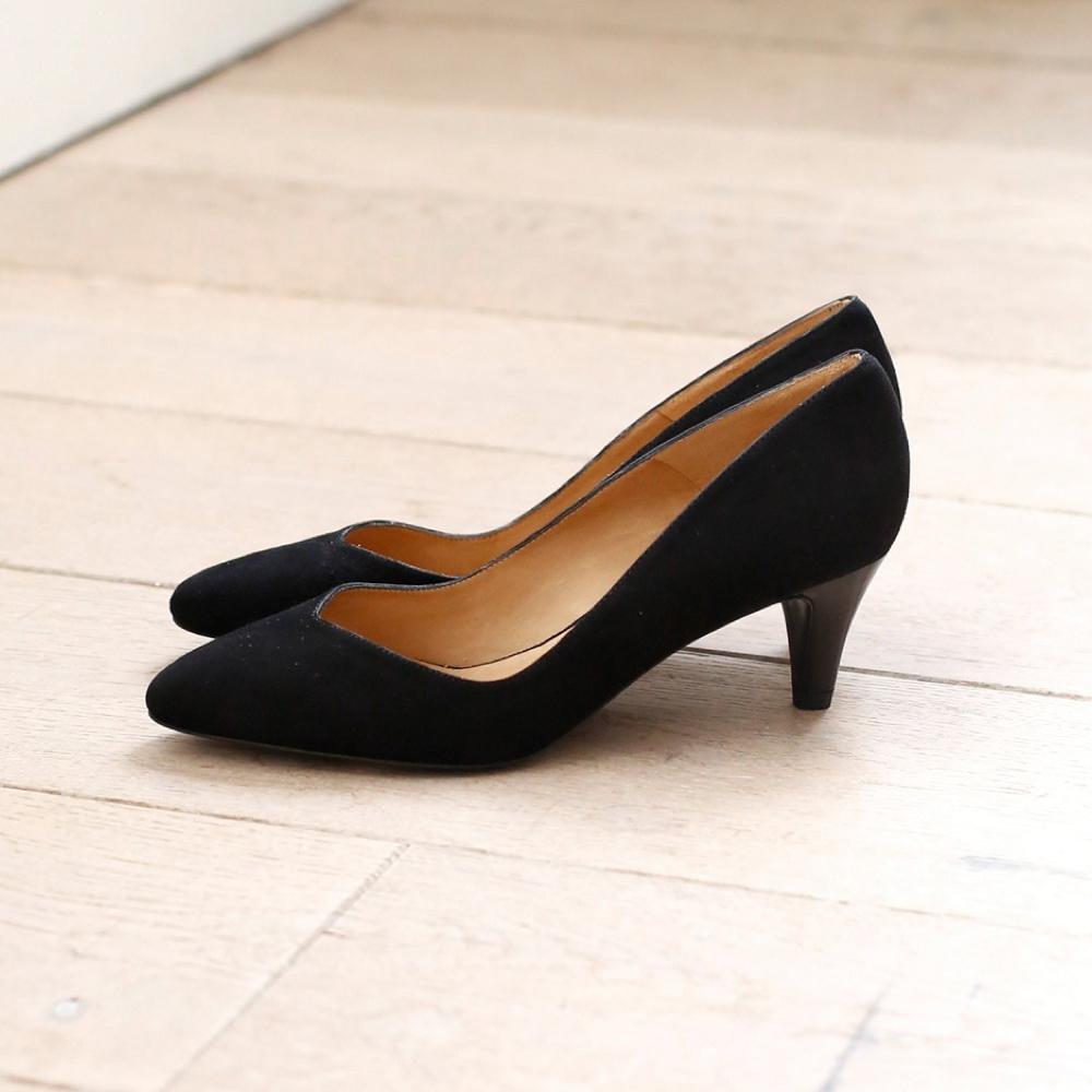 a75070ebc1922 ... talons confortables pour le bureau - Stella Luna Des chaussures à talons  confortables pour le bureau - Minelli Des chaussures à talons confortables  pour ...