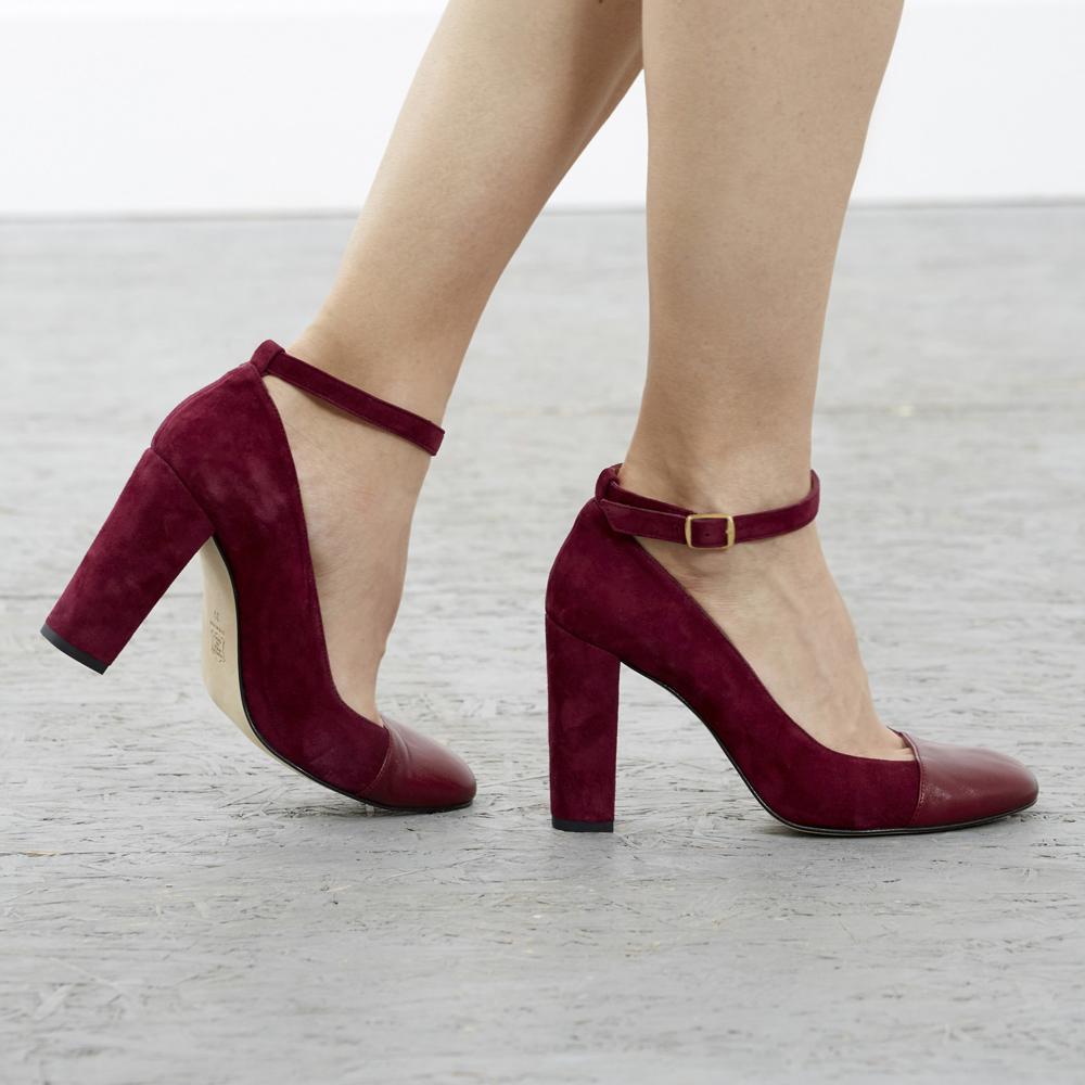 05856b5a9fca9 ... Des chaussures à talons confortables pour le bureau - Balzac Paris ...