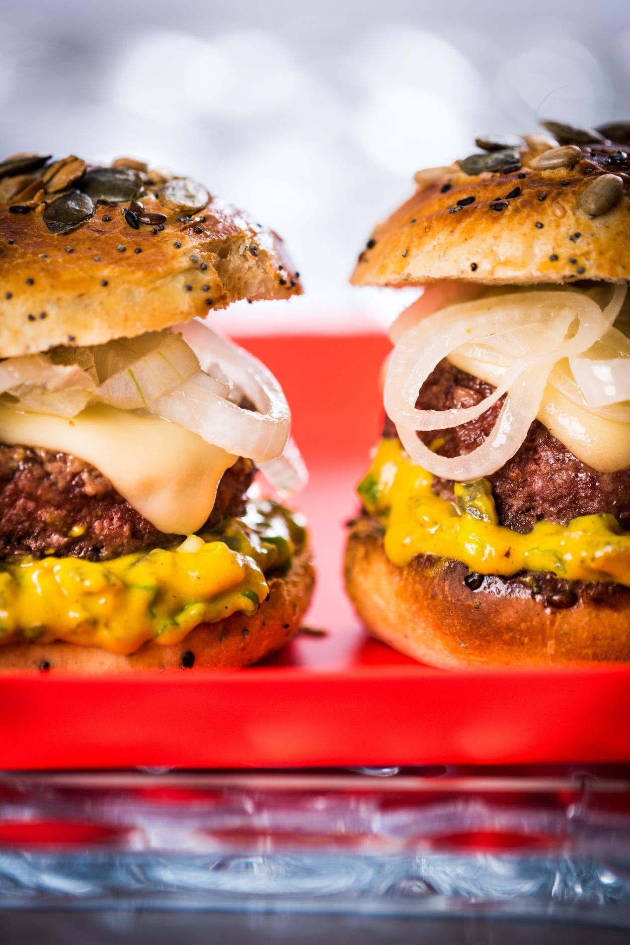 Nos Plus Belles Recettes De Burgers Maison Cuisine