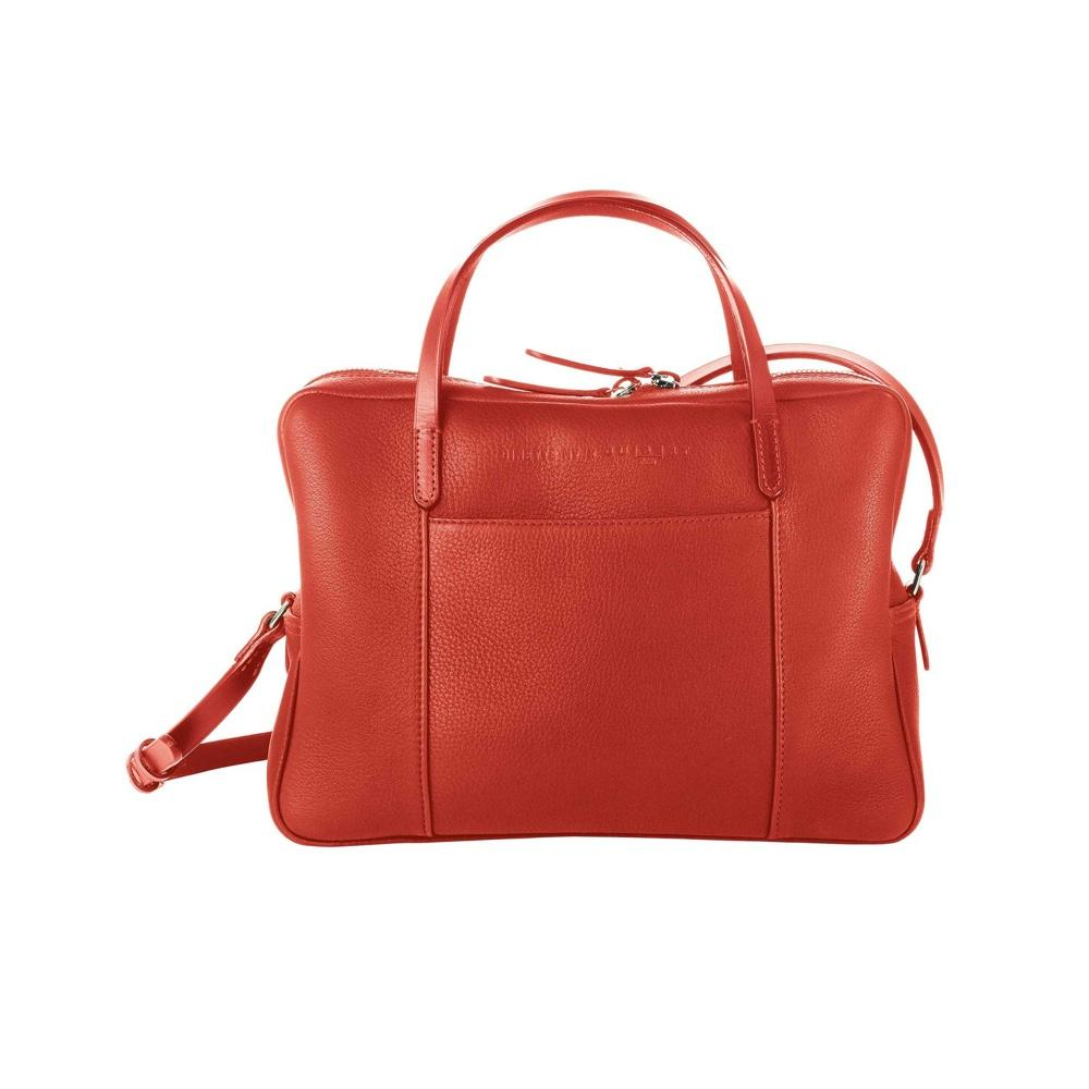 9daa752398 ... Sac Ginette NY x Guibert Paris pour transporter son ordinateur ...