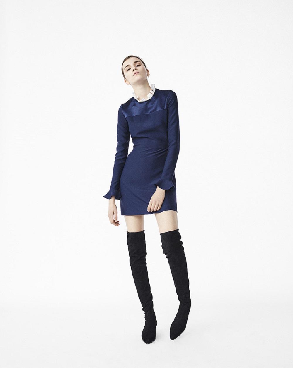 e733117dac ... Lauren Robes, combinaisons, ensembles... Vite, une tenue pour les fêtes  - Sandro ...