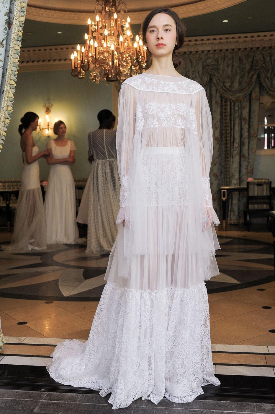 a6d4649e2ed ... de robes de mariée 2017 - Delphine Manivet Les collections de robes de  mariée 2017 - Delphine Manivet Les collections de robes de mariée 2017 -  Delphine ...