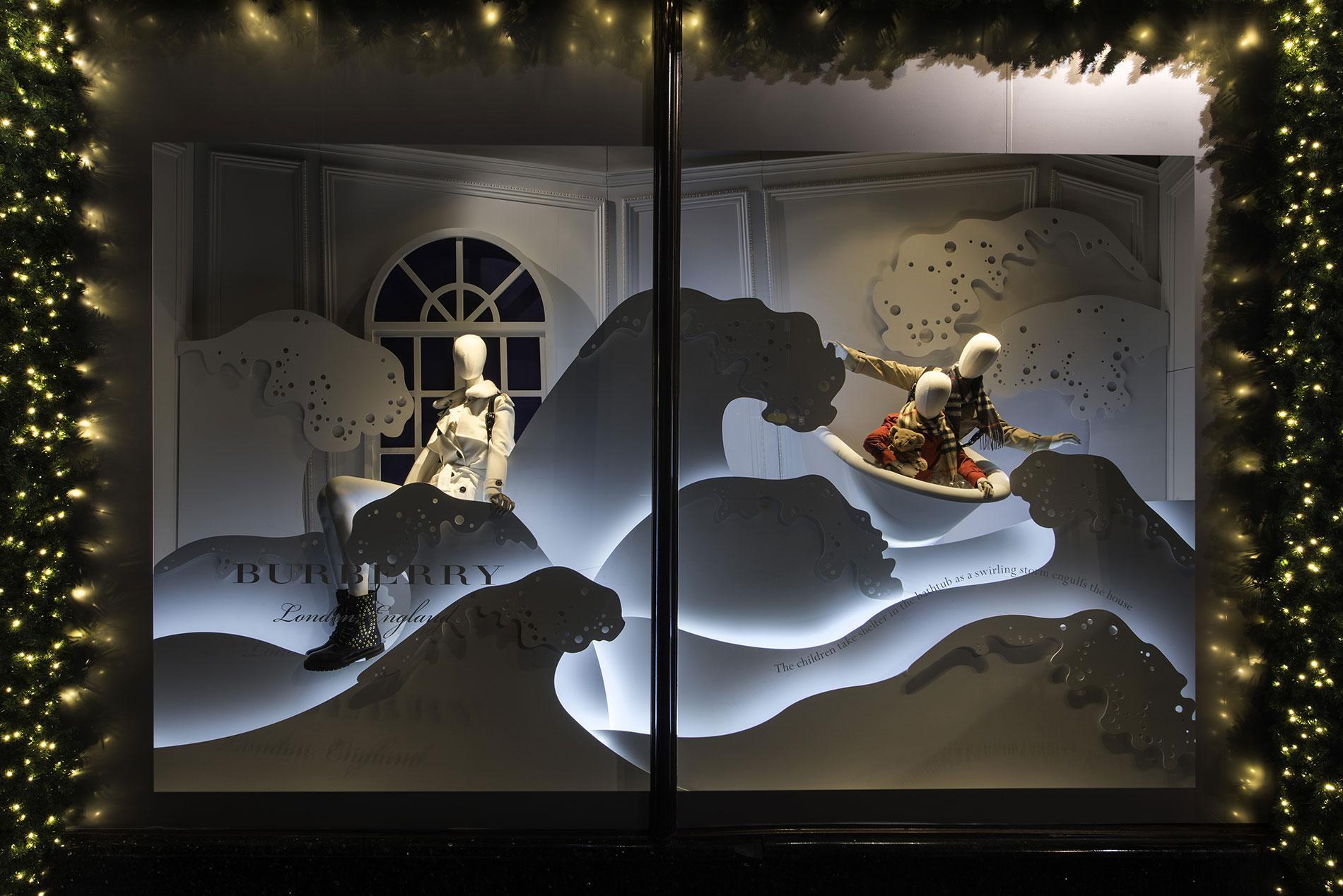 Image Vitrine Noel.Les Plus Belles Vitrines De Noel 2016 Madame Figaro