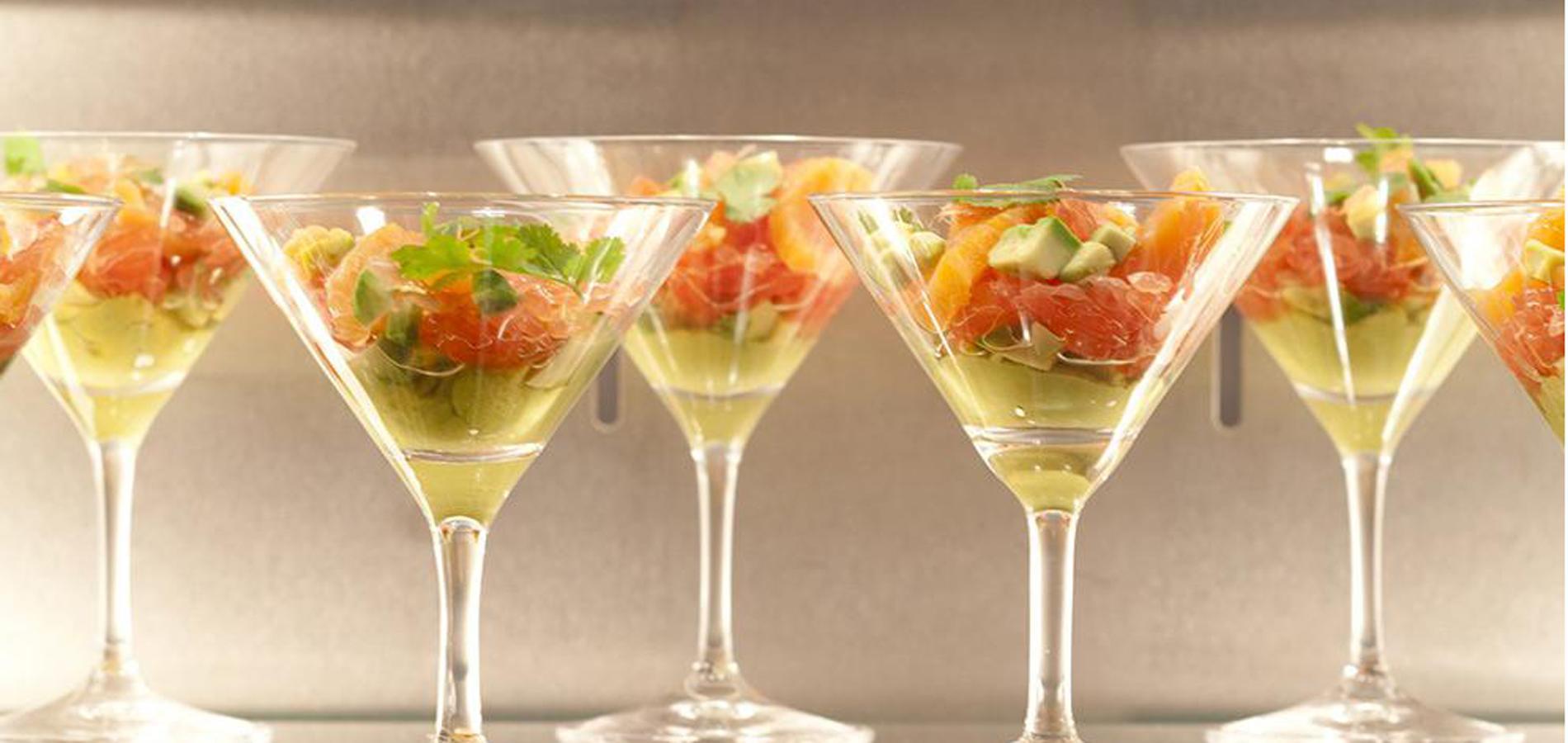 Nos Plus Belles Idees Recettes De Verrines Salees Pour Briller A L Apero Cuisine Madame Figaro