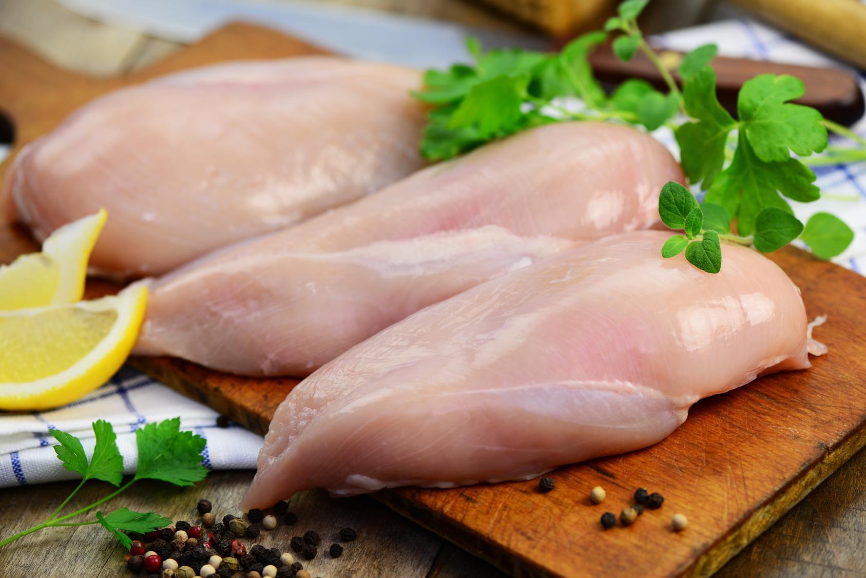 Recettes blanc de poulet - Cuisine / Madame Figaro