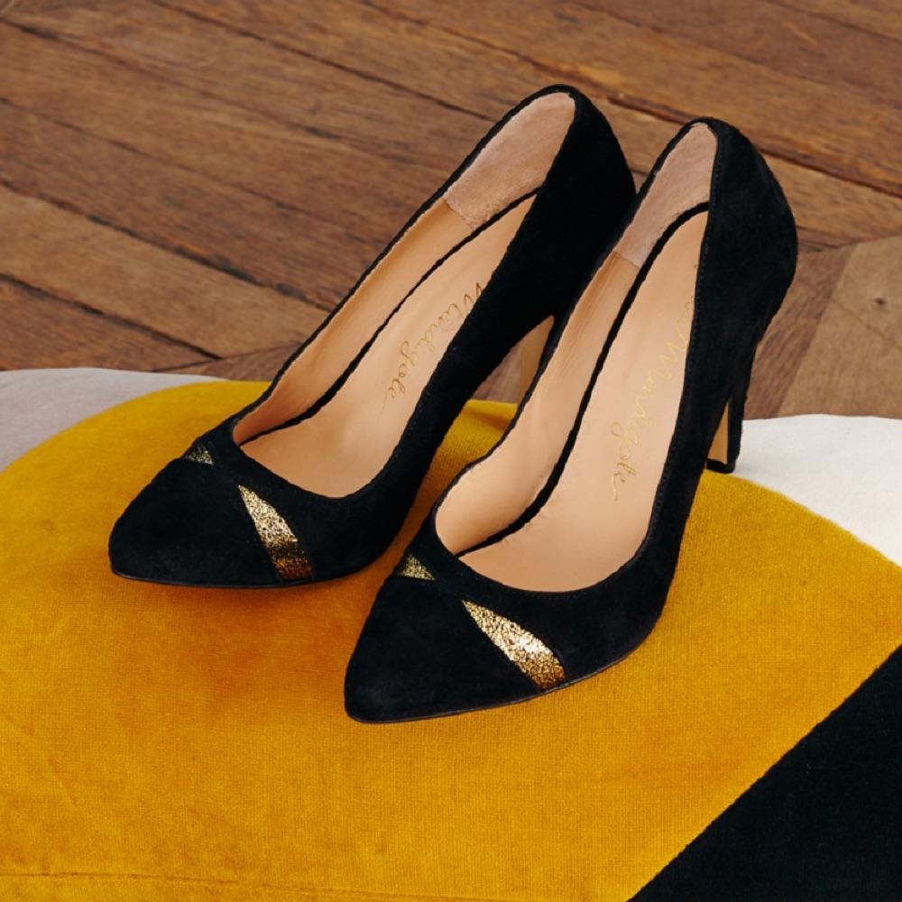 70b60722ef10ca DP What For Des chaussures en soldes pour se rendre au bureau - Vanessa  Seward Des chaussures en soldes pour se rendre au bureau - Cosmoparis Des  chaussures ...