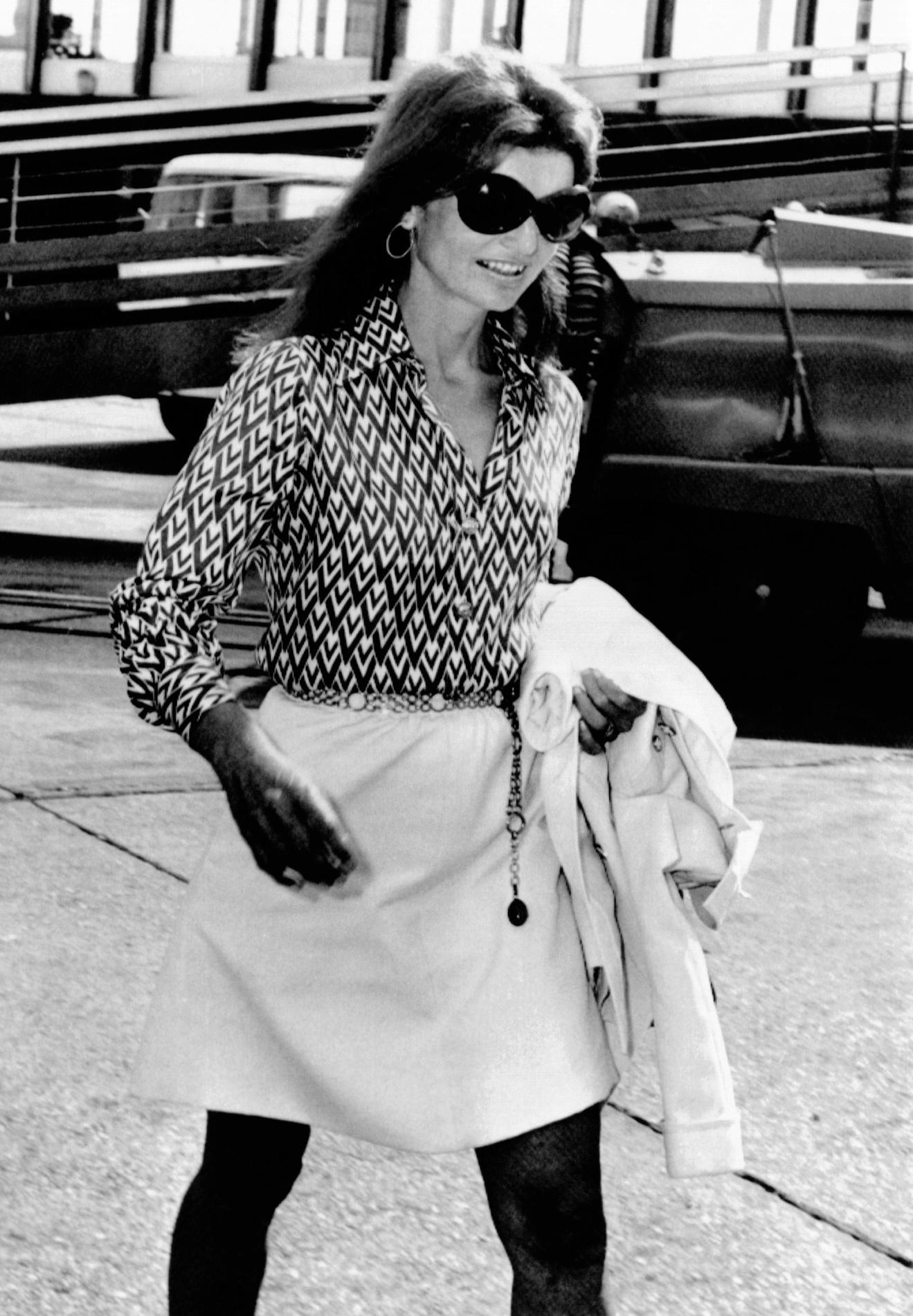 Jackie Kennedy : le style iconique d'une First Lady - Madame
