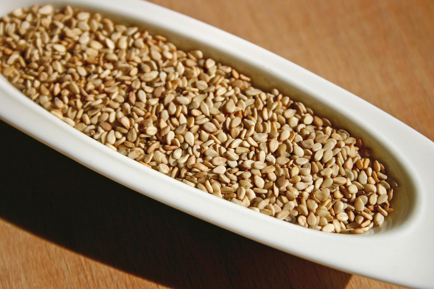 Recetas de semillas de sésamo rubio - Kitchen / Madame Figaro