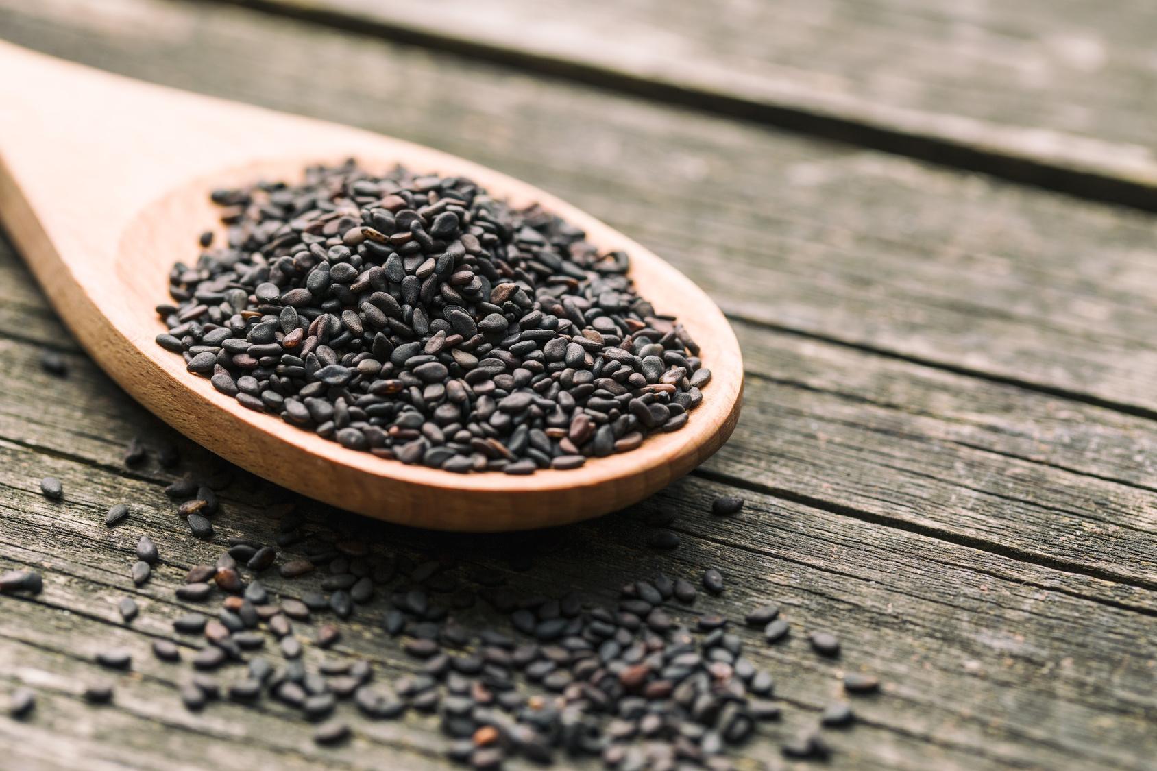 Recettes graines de sésame noir - Cuisine / Madame Figaro