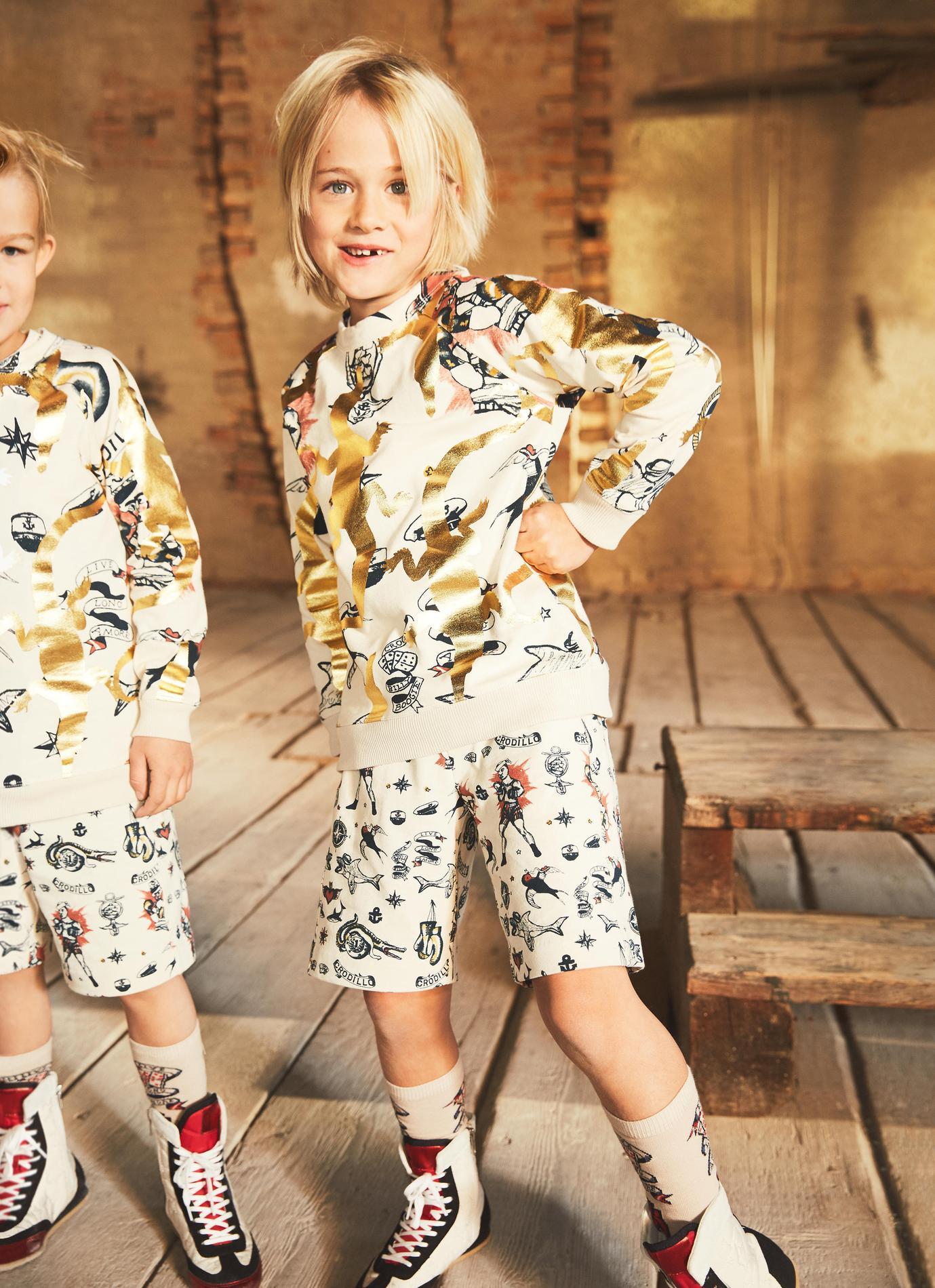20e06c8b77d48 ... H M Studio dévoile sa nouvelle collection enfant printemps-été 2017 -  Ensemble danseuse H M Studio dévoile sa nouvelle collection enfant printemps -été ...
