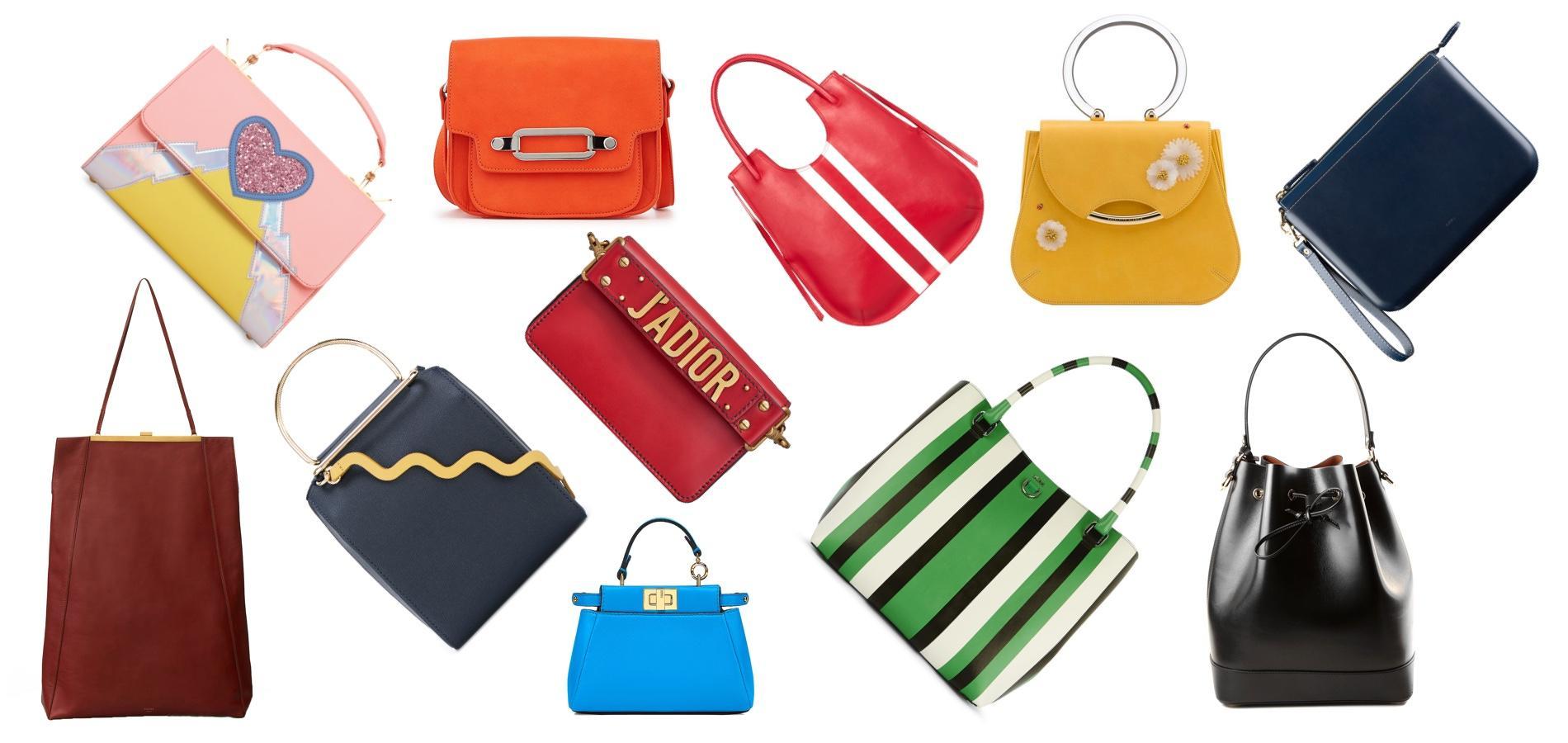 choisissez le dégagement le prix reste stable gamme exclusive Les 60 sacs à main qui vont égayer notre printemps - Madame ...