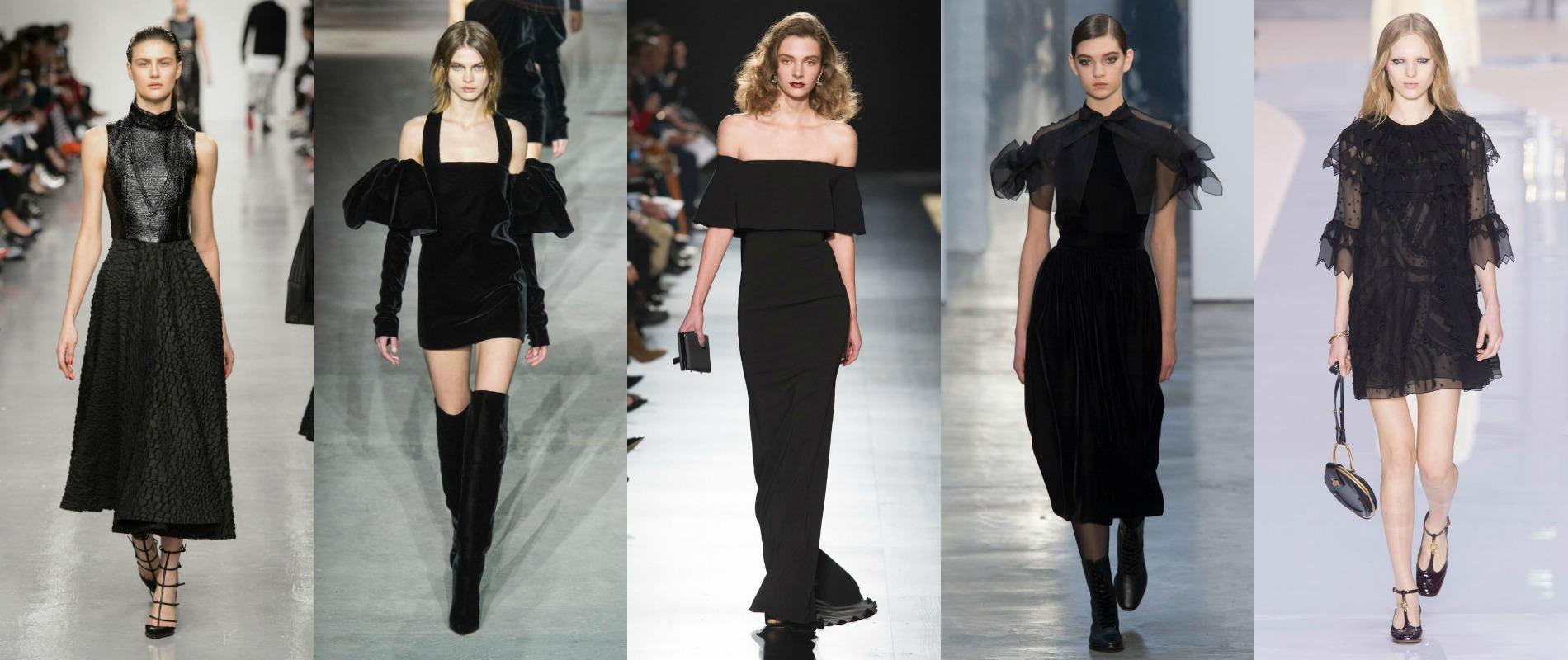les s rieux arguments de la petite robe noire de demain. Black Bedroom Furniture Sets. Home Design Ideas