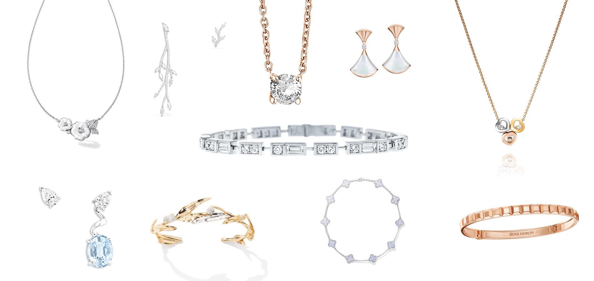 on feet at best website look good shoes sale Bracelet, collier, boucles d'oreilles... Quels bijoux porter ...