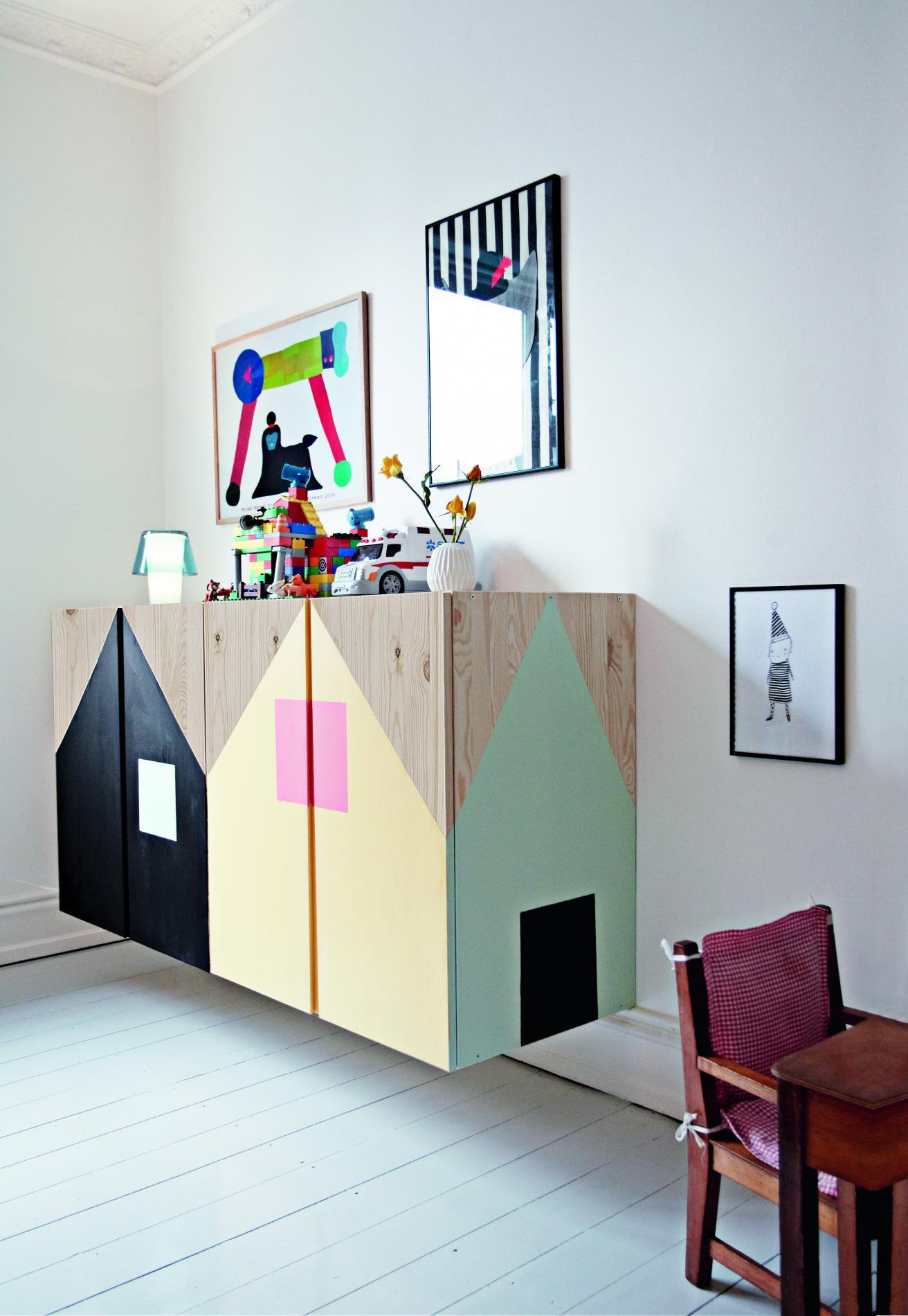Panneau En Liège Ikea ikea hacks : comment donner une deuxième jeunesse à vos