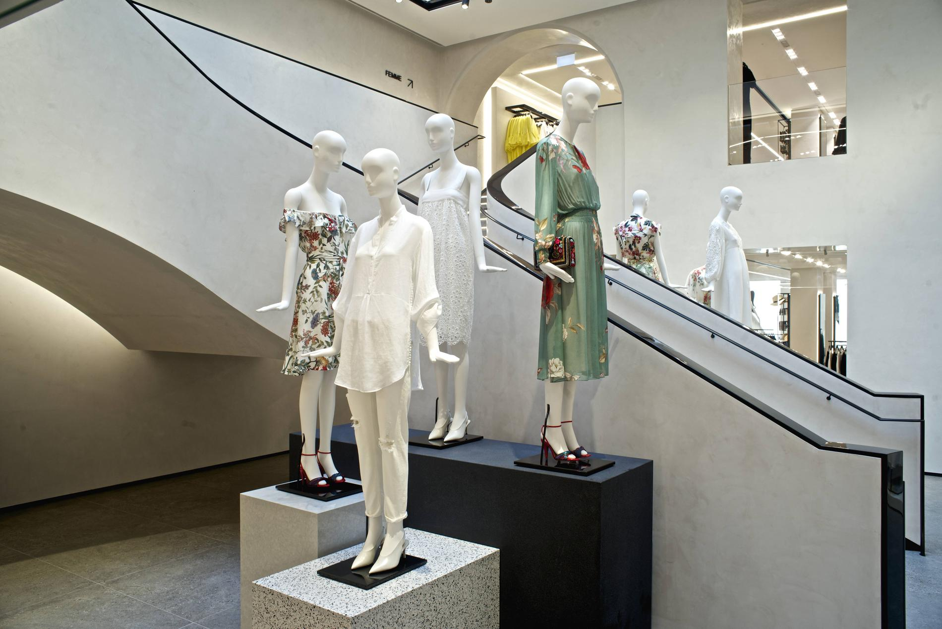 6dc67ea0eeb99 Le plus grand Zara de France ouvre ses portes - Madame Figaro