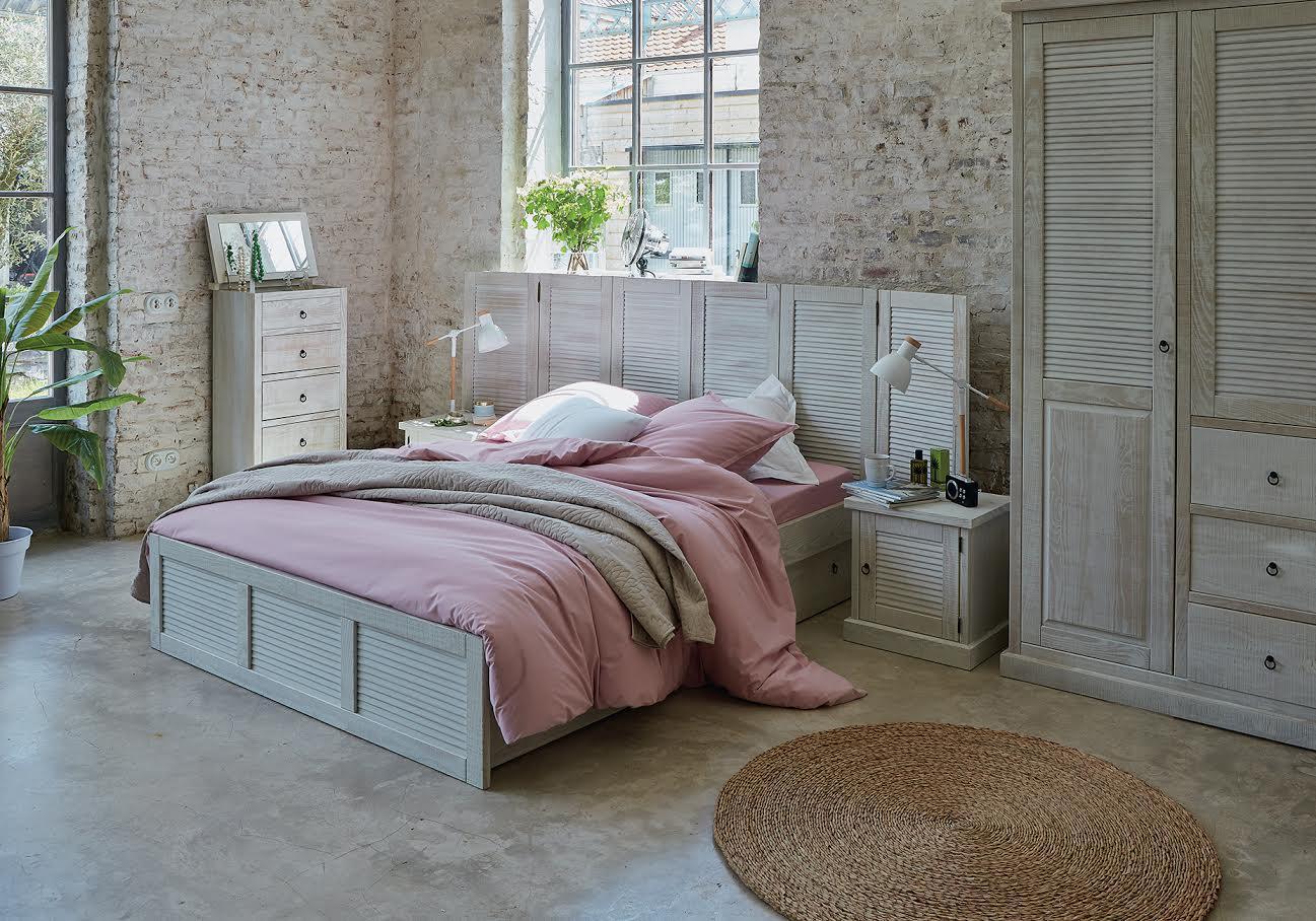 d co de chambre 20 t tes de lit qui nous inspirent. Black Bedroom Furniture Sets. Home Design Ideas