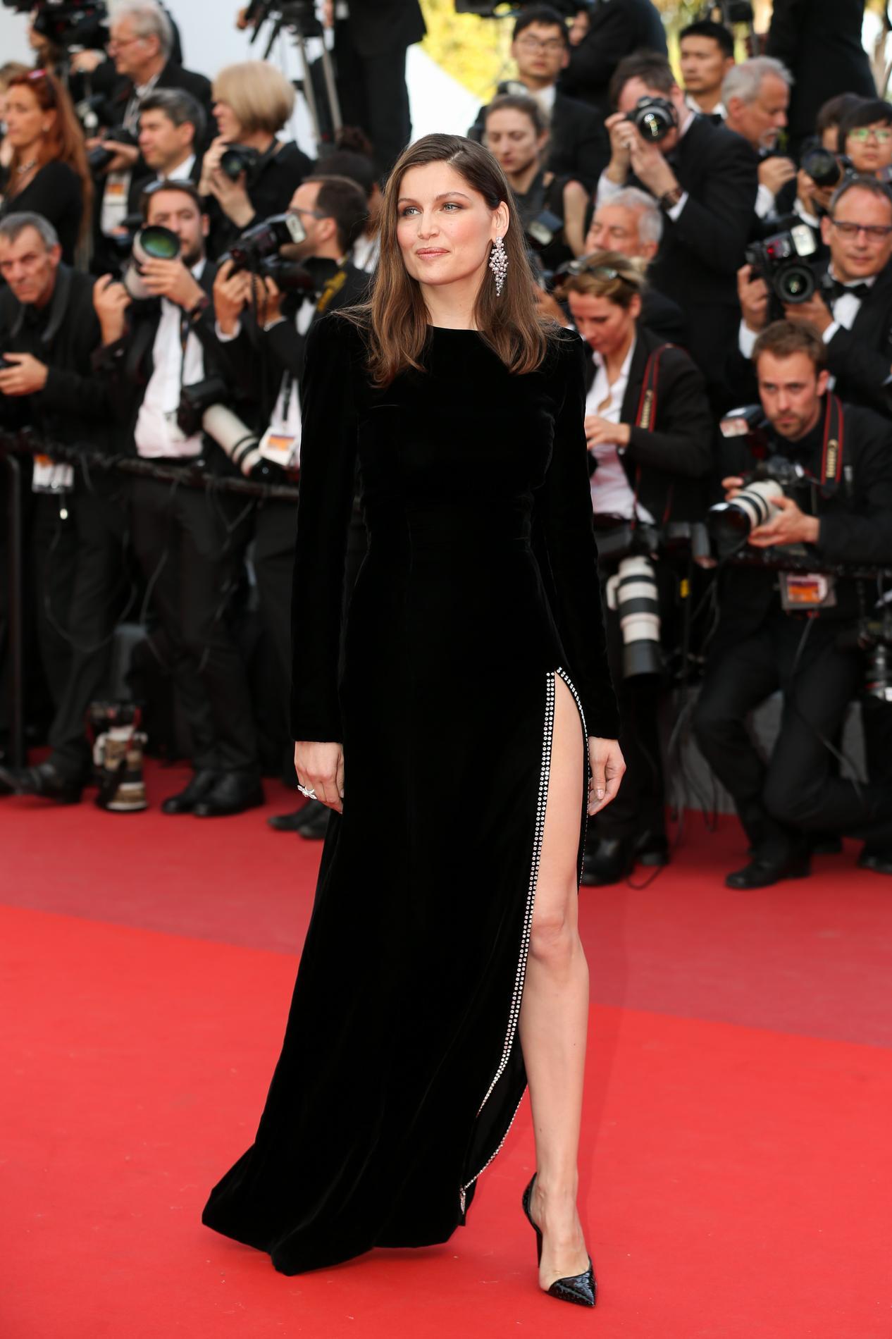 Kruger Avec Noire Robe Madame Diane Style Figaro La Réinvente l3K1cTFJ