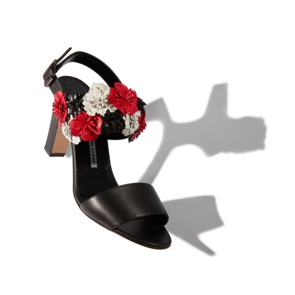 Sandales Hauteur La Madame Les Figaro De Prennent nwPZ80XONk
