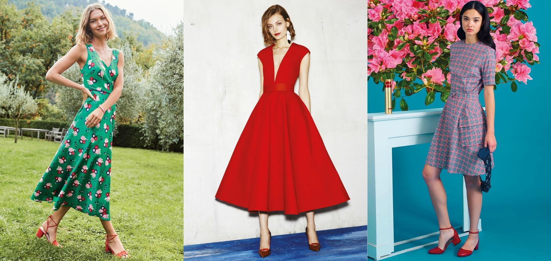e8dc6658158 Mariage   les tenues de la parfaite invitée - Madame Figaro
