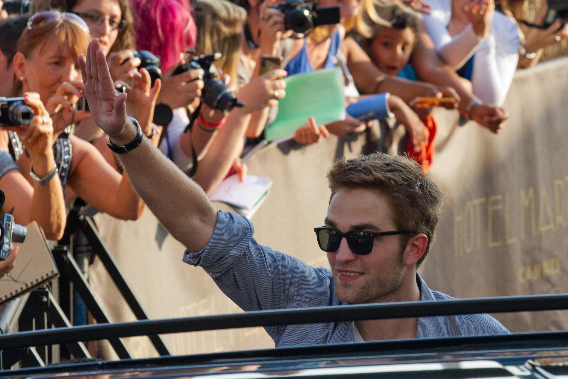 Robert Pattinson, Le Sex-Symbol Fait Un Retour Foudroyant -2903