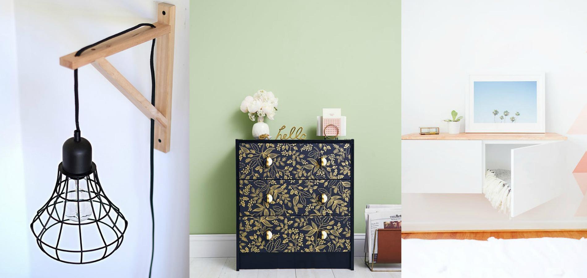 Comment Customiser Une Lampe De Chevet top 5 des bidouilles ikea les plus réalisées - madame figaro