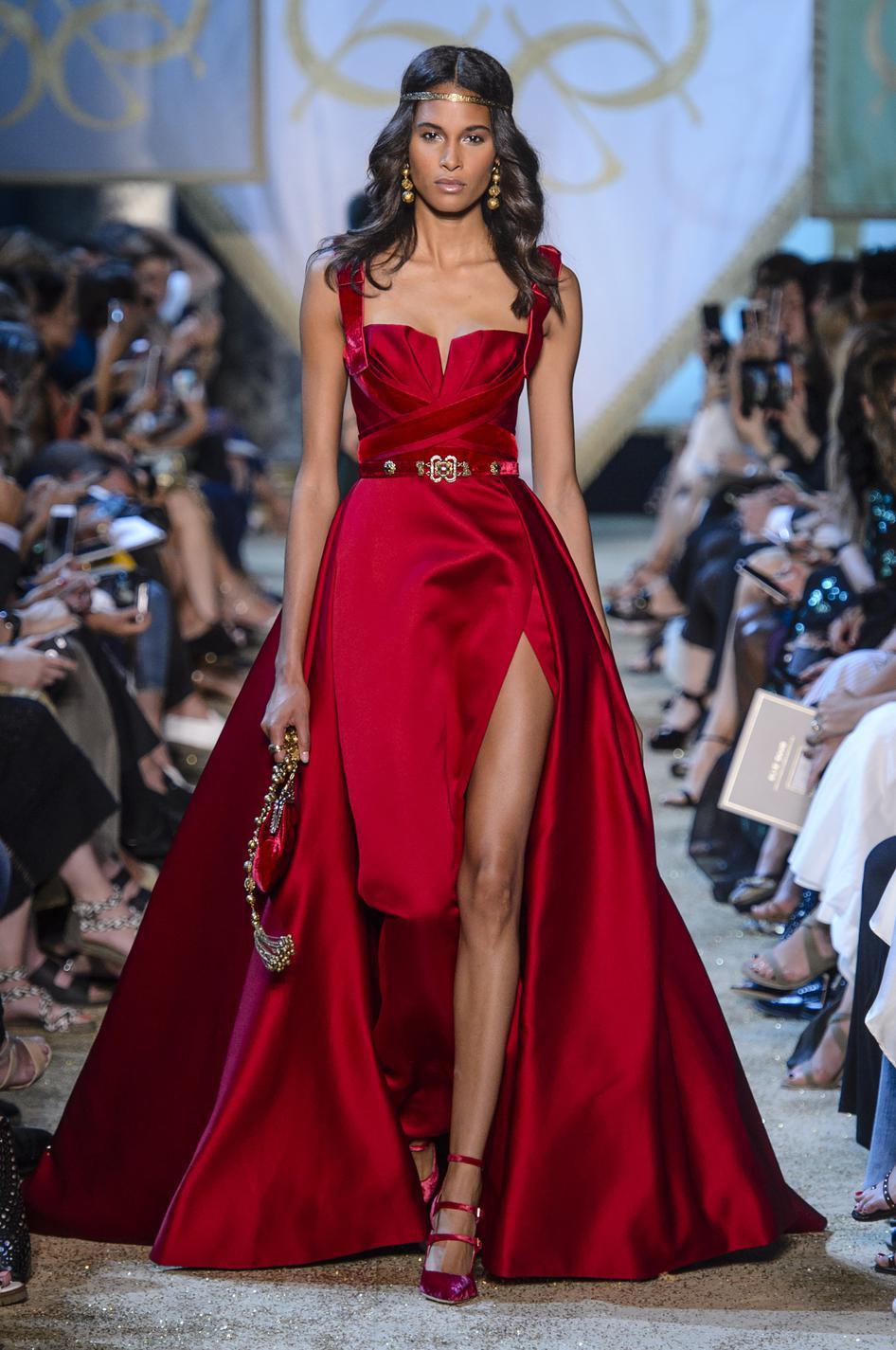 Dior, Chanel, Elie Saab  les robes du soir ont encore