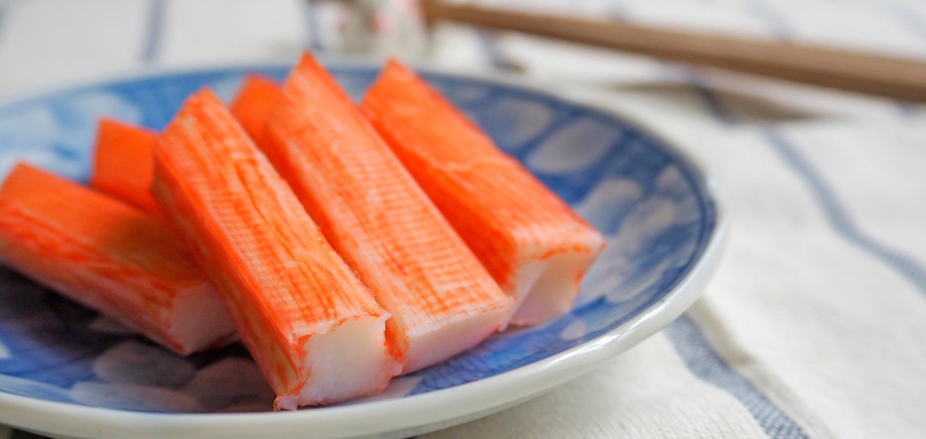 Le vrai du faux de la composition du surimi - Cuisine / Madame Figaro