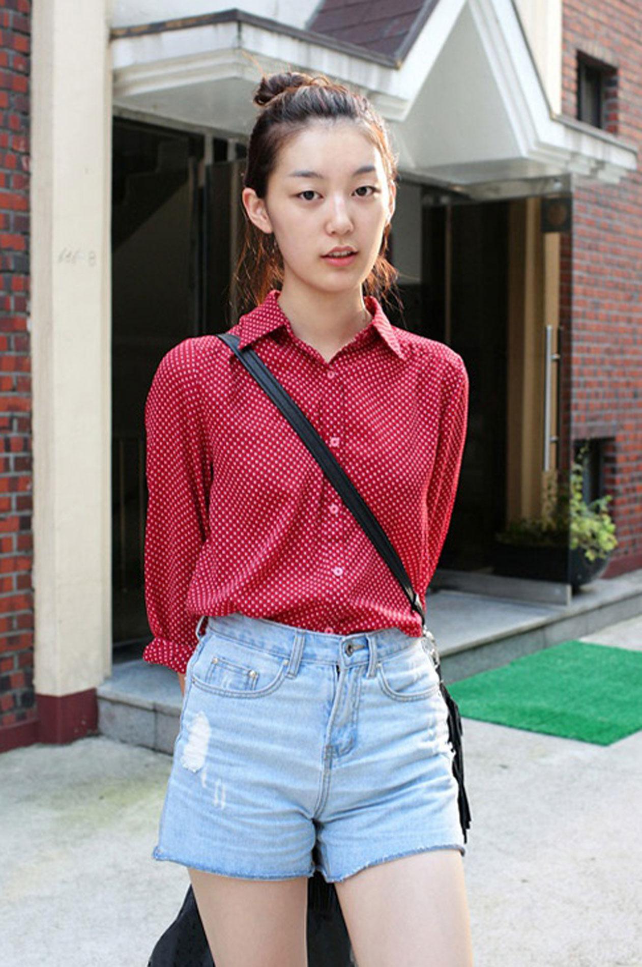 femme coréenne