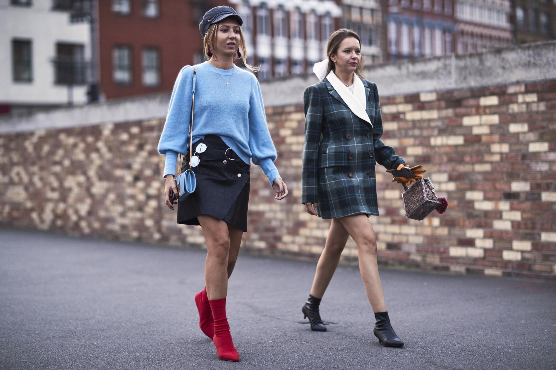Мода в великобритании сегодня