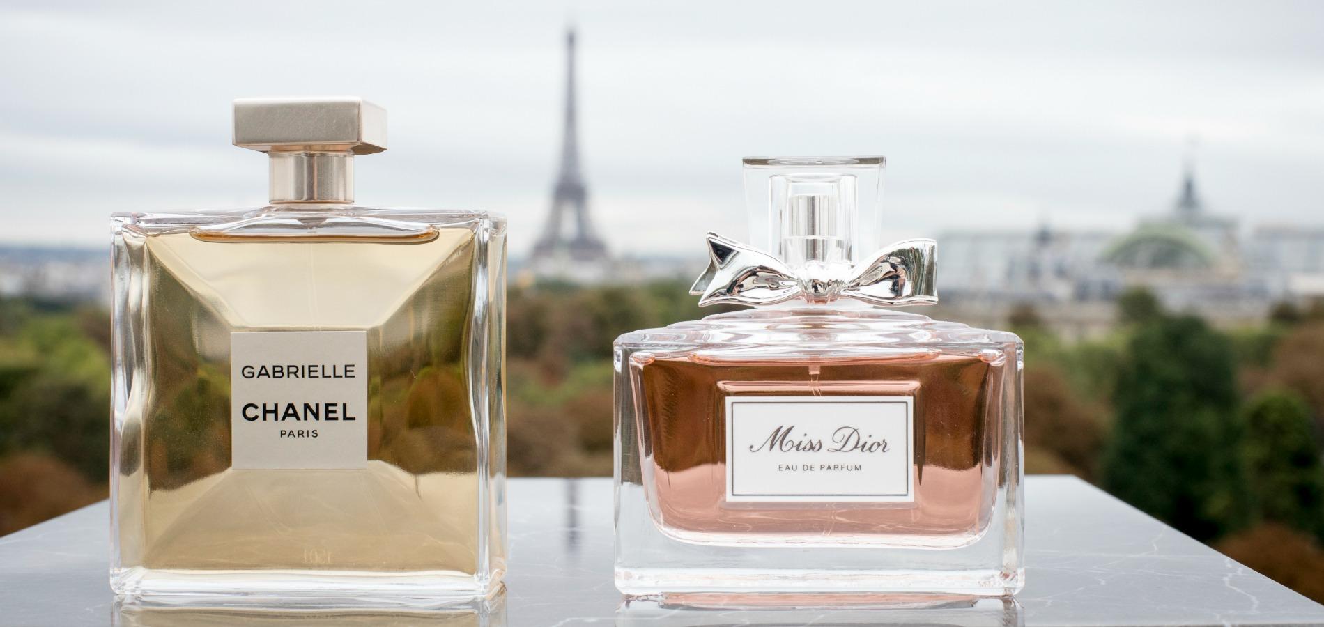 Chanel Et Dior Deux Nouvelles Fragrances Deux Facettes Dune