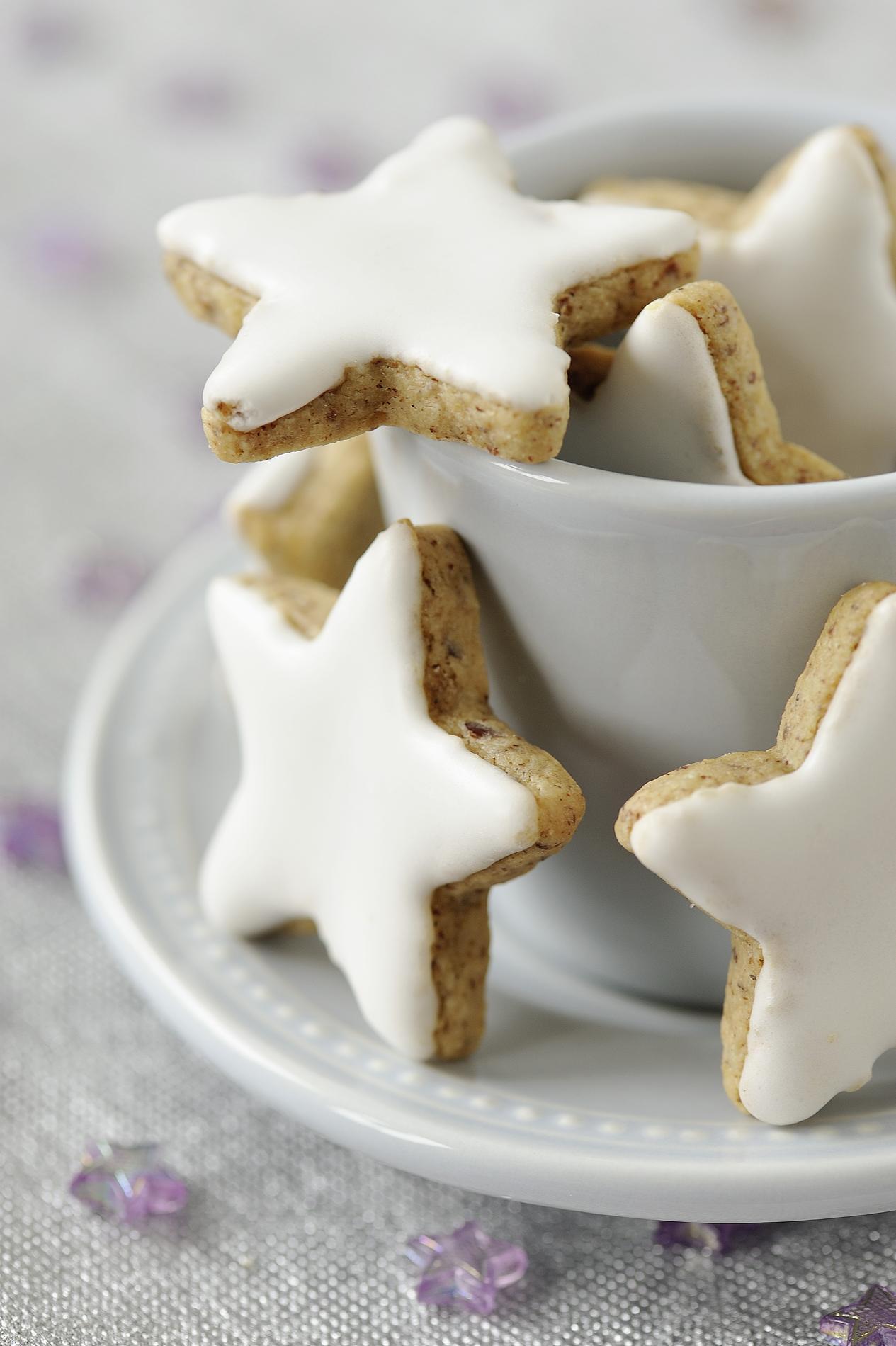 3eab7e00a3a4 Recette biscuits de noël en forme d étoiles - Cuisine   Madame Figaro