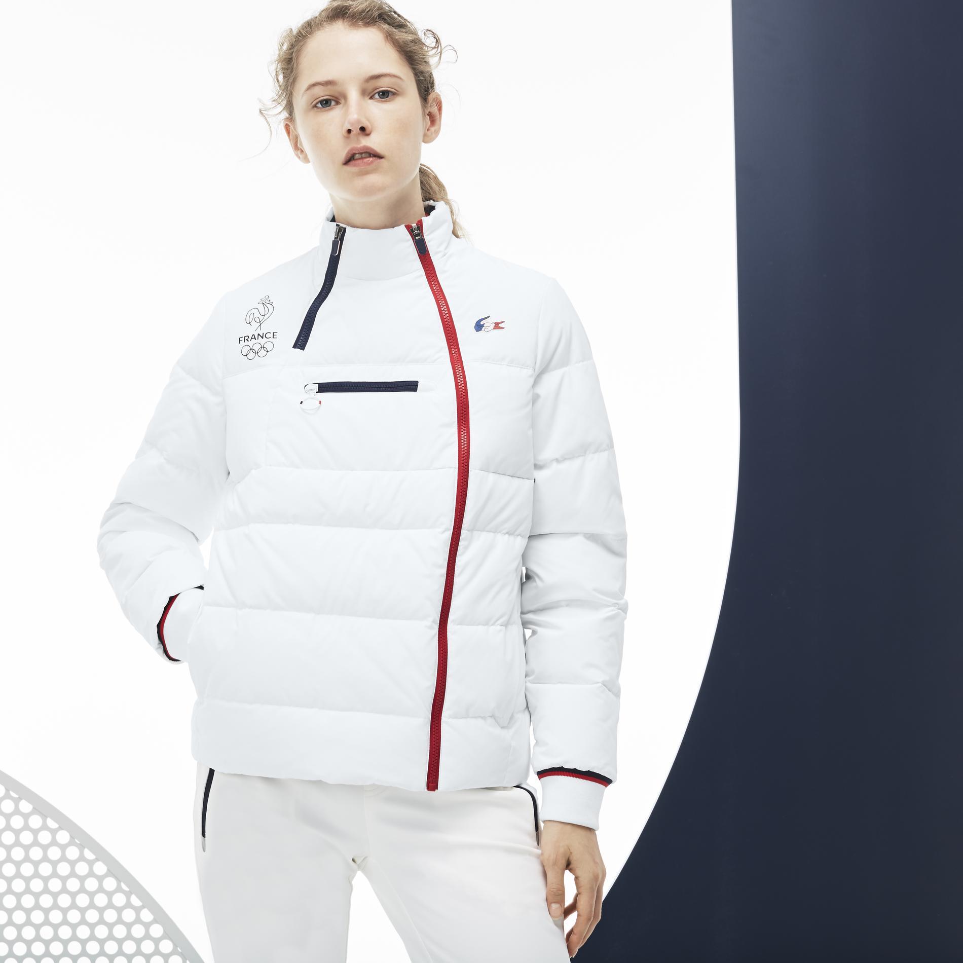 812178efd2 ... Lacoste dévoile les tenues officielles des Français aux JO d'hiver 2018  ...