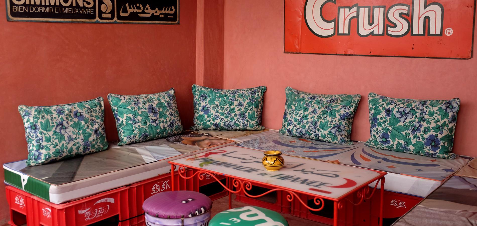 Comment Fabriquer Un Sedari Marocain les belles adresses cachées de marrakech - madame figaro