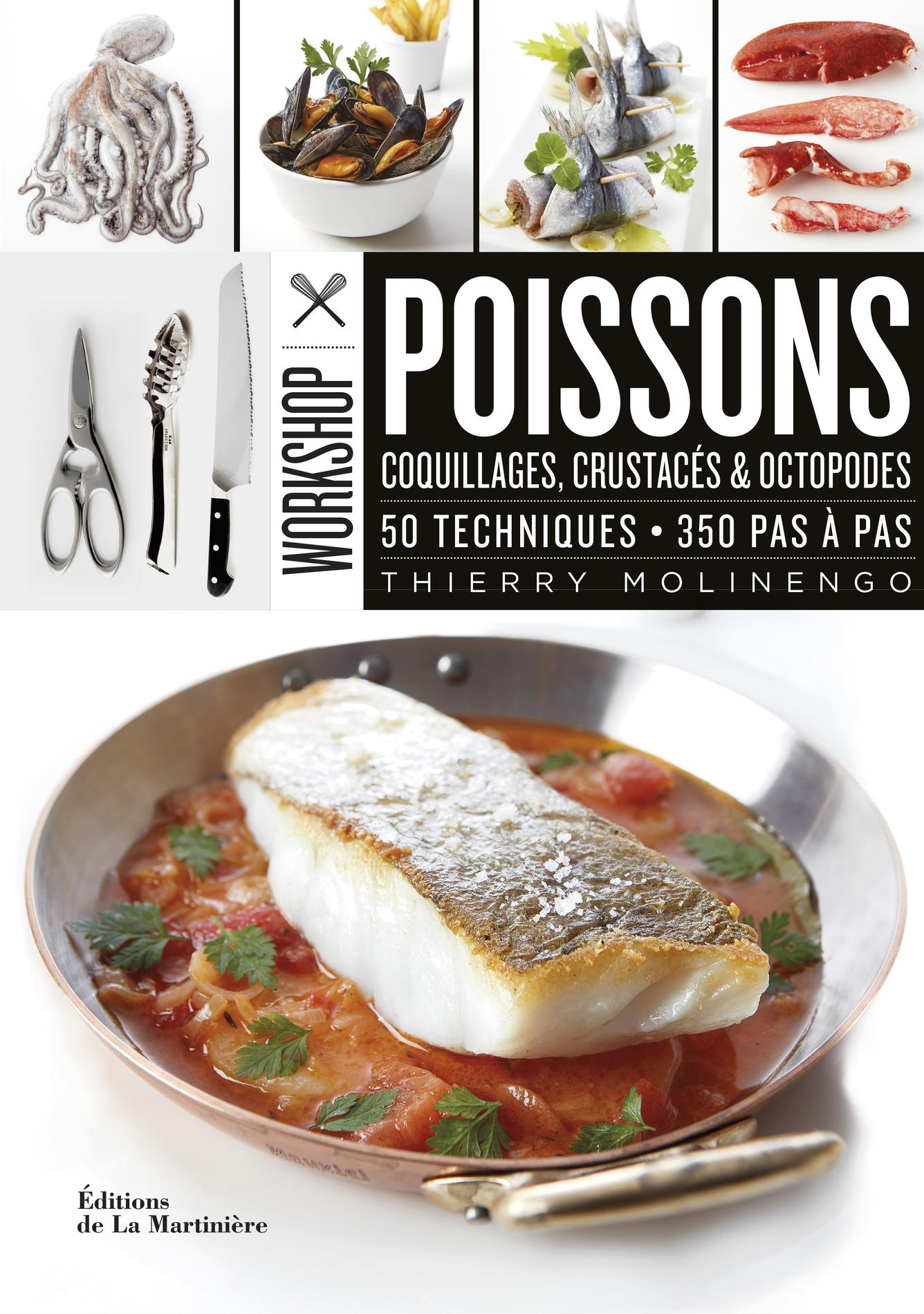 Sept livres de cuisine que vous allez vraiment utiliser - Comment cuisiner un poulpe ...