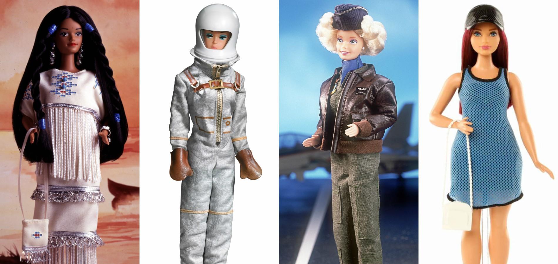 Poupée Barbie datant
