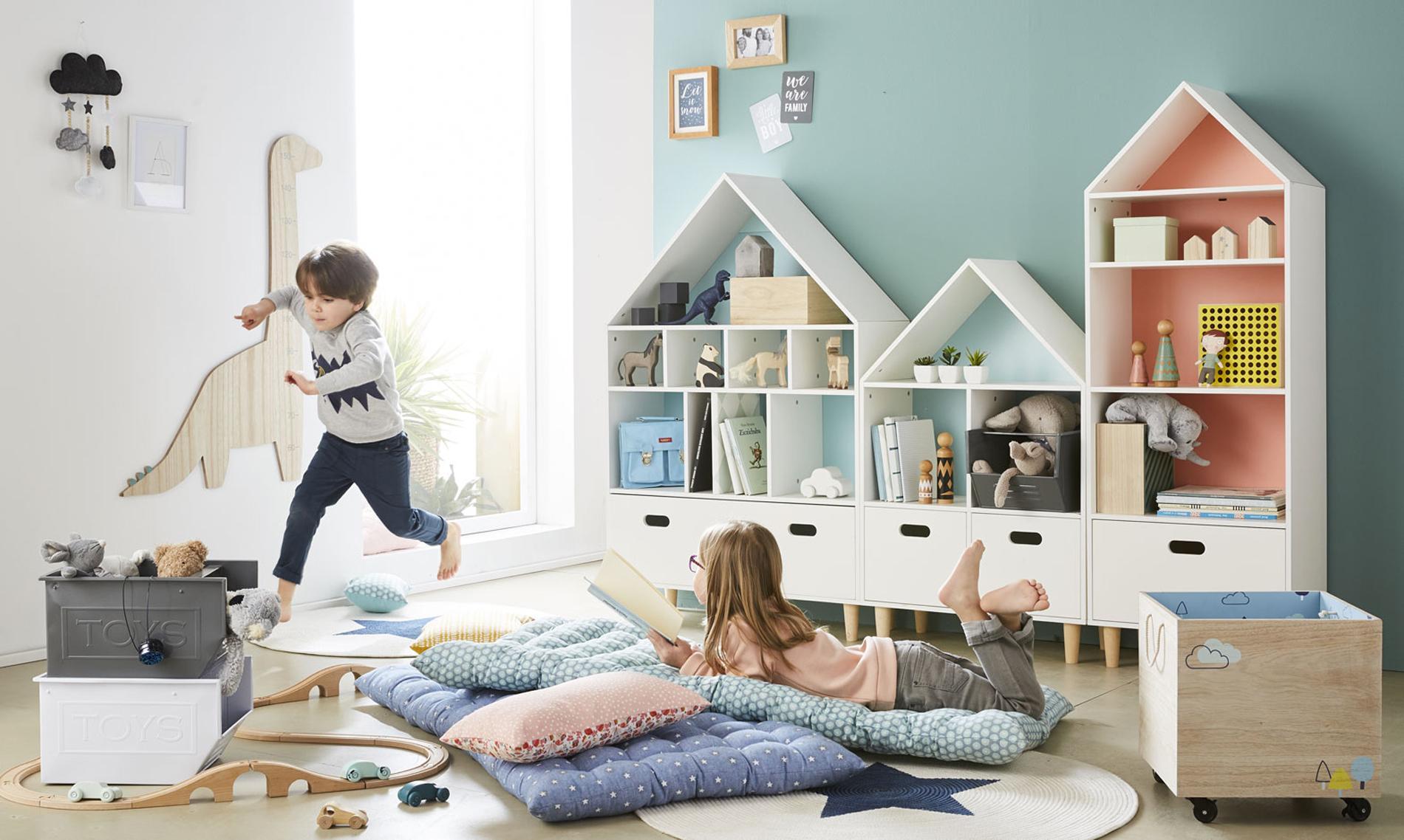 Agreable ... Chambre Enfant Mixte Fille Et Garçon, Nos Idées Déco ...